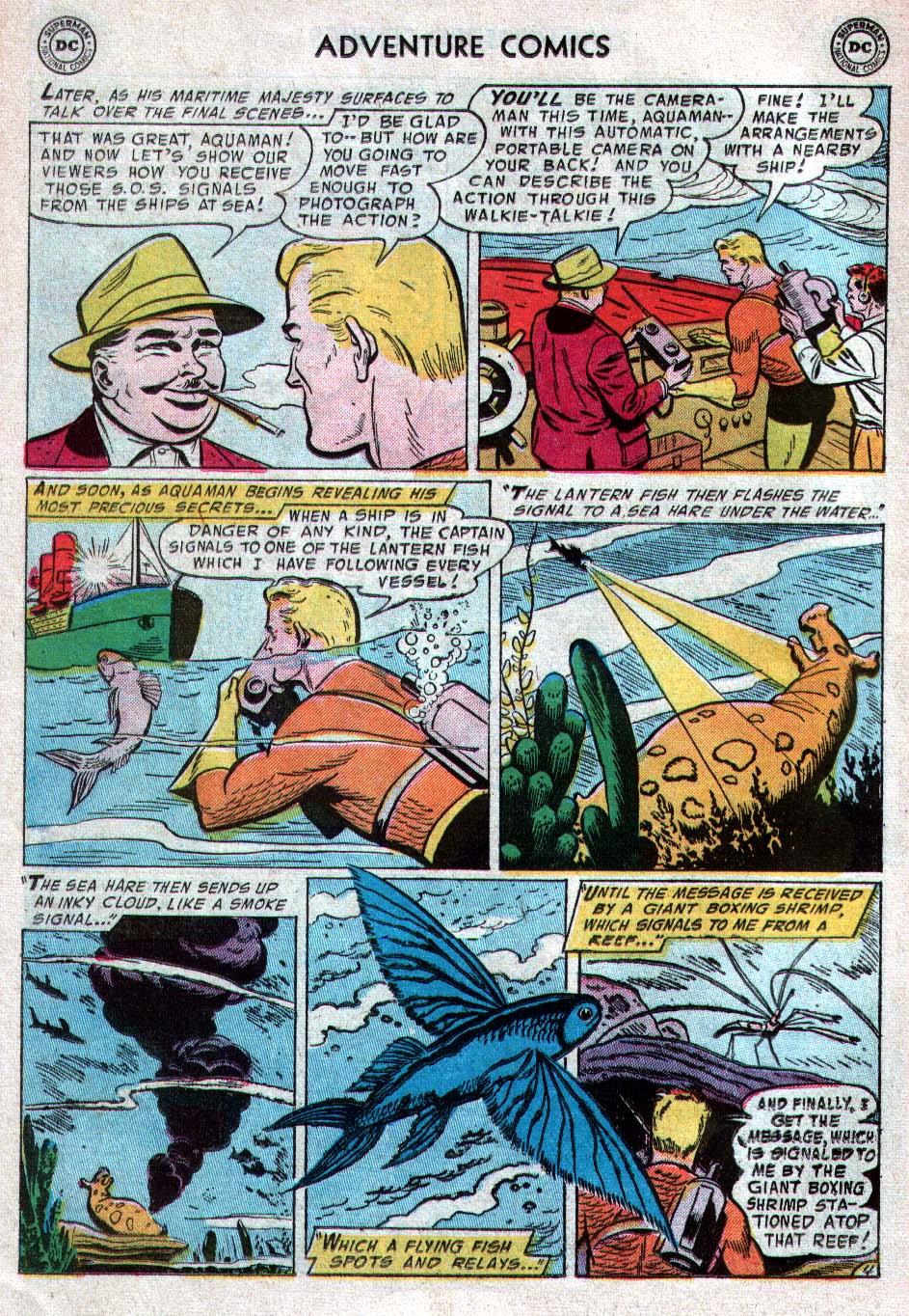 Read online Adventure Comics (1938) comic -  Issue #227 - 20