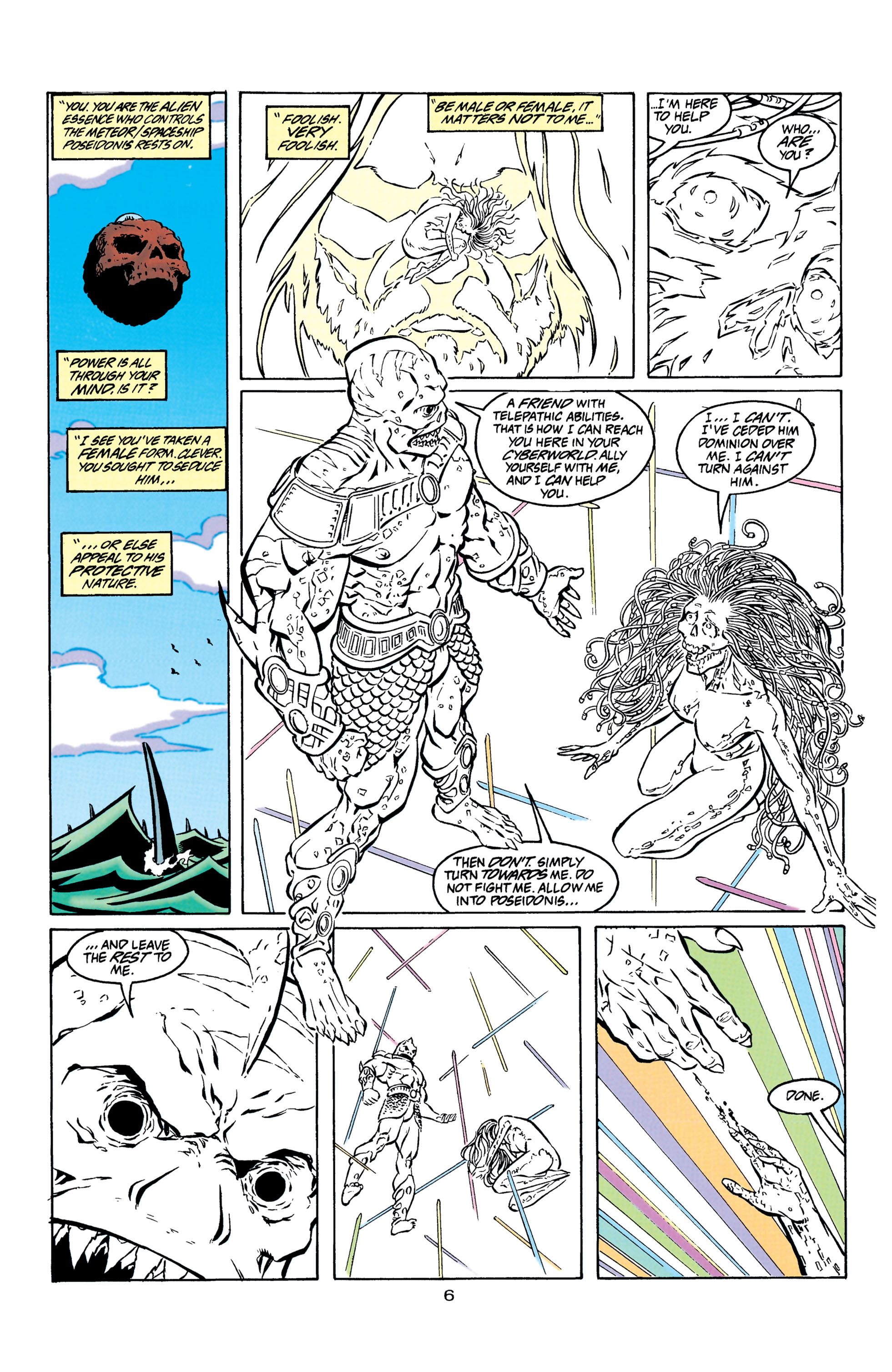 Read online Aquaman (1994) comic -  Issue #31 - 7