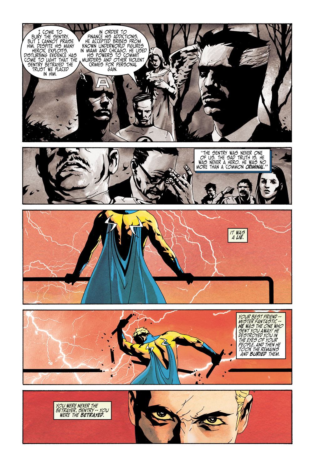 Read online Sentry (2000) comic -  Issue #5 - 9