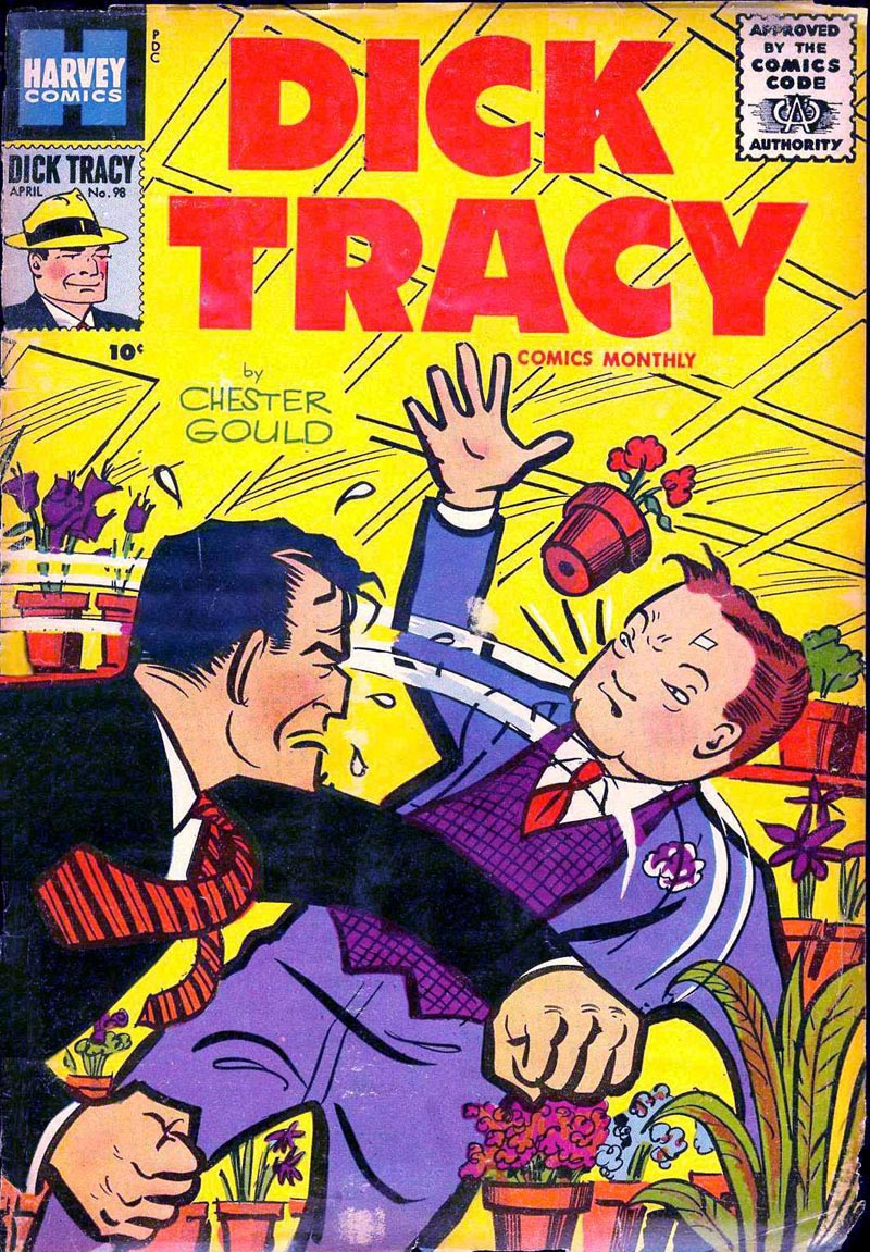 Dick Tracy (1950) 98 Page 1