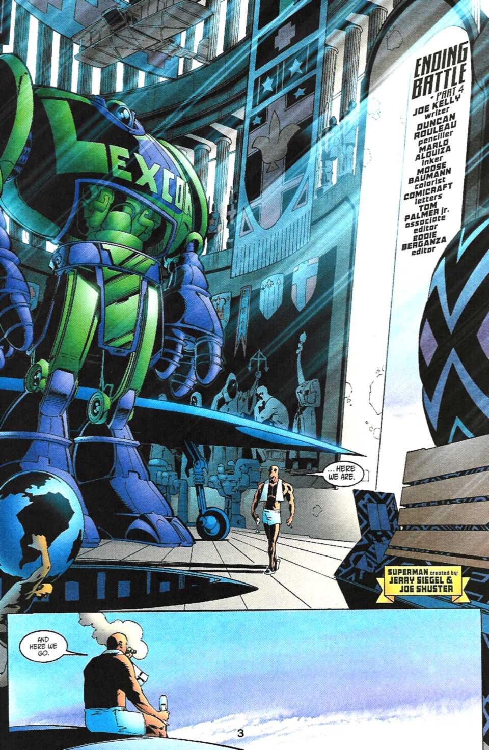 Action Comics (1938) 795 Page 3