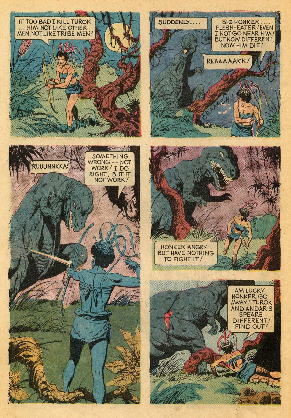 Read online Turok, Son of Stone comic -  Issue #88 - 10
