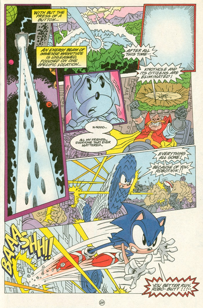 Read online Sonic Super Special comic -  Issue #6 - The big 50 - 30