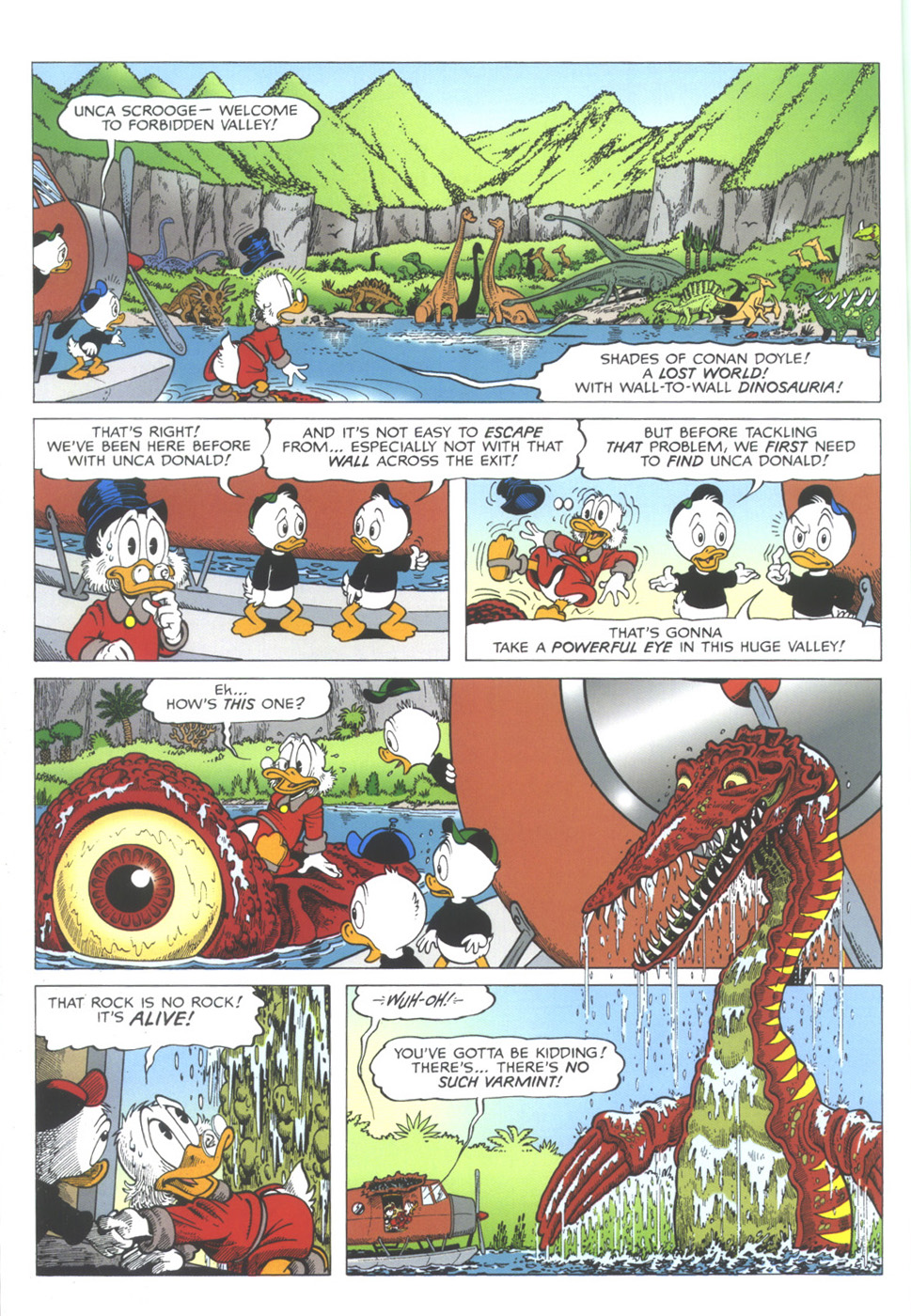 Read online Uncle Scrooge (1953) comic -  Issue #347 - 14