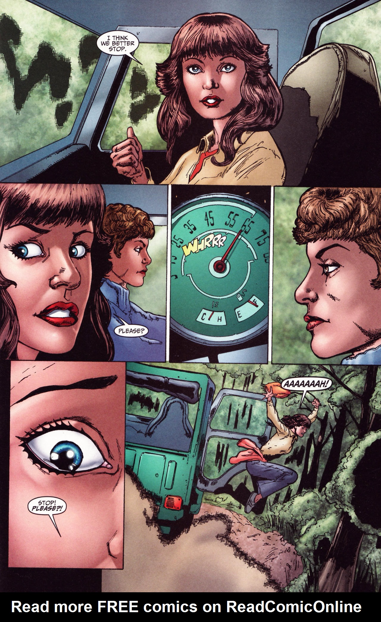 Read online Friday the 13th: Pamela's Tale comic -  Issue #2 - 3