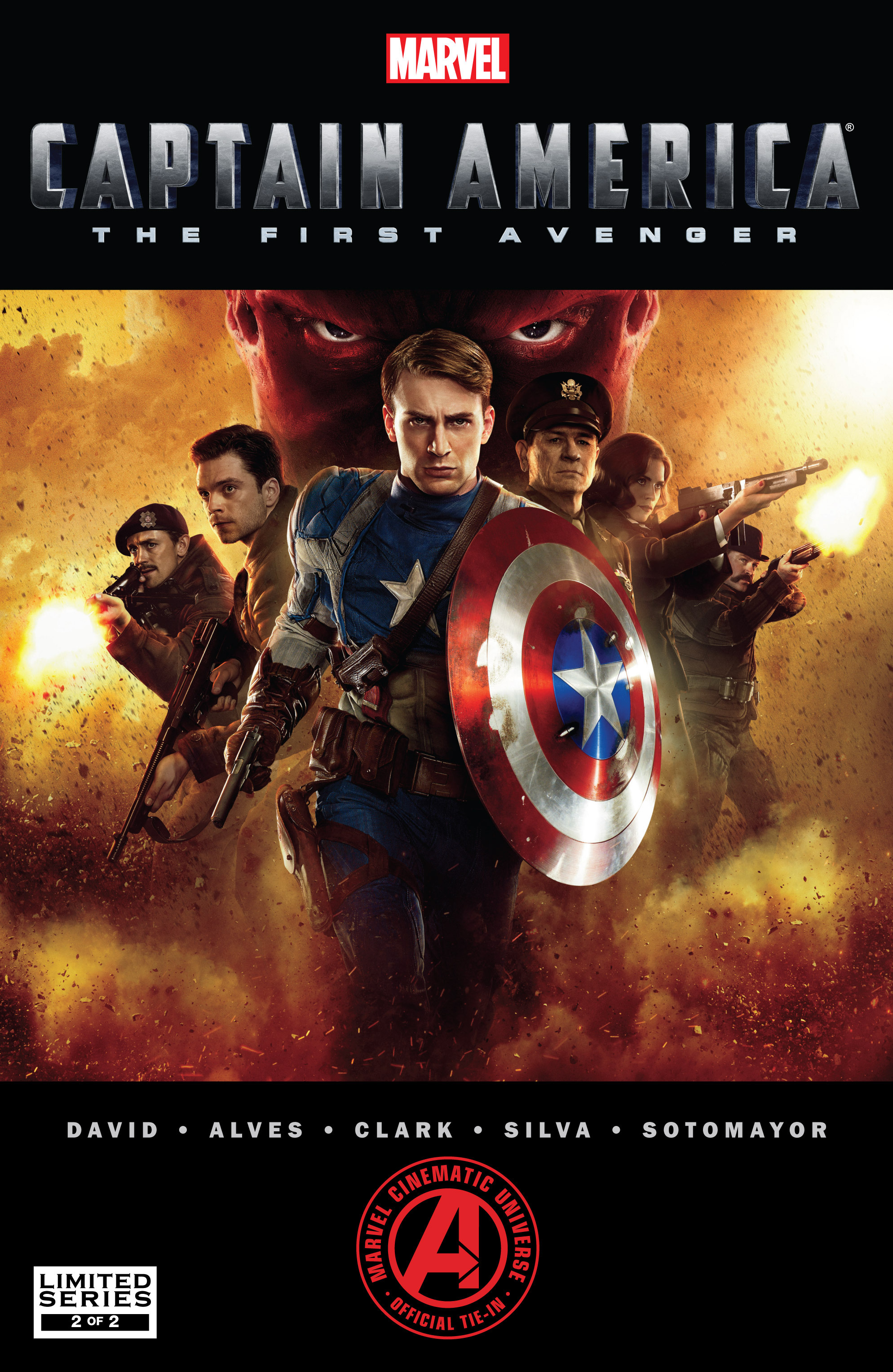 Captain America: The First Avenger Adaptation 2 Page 1