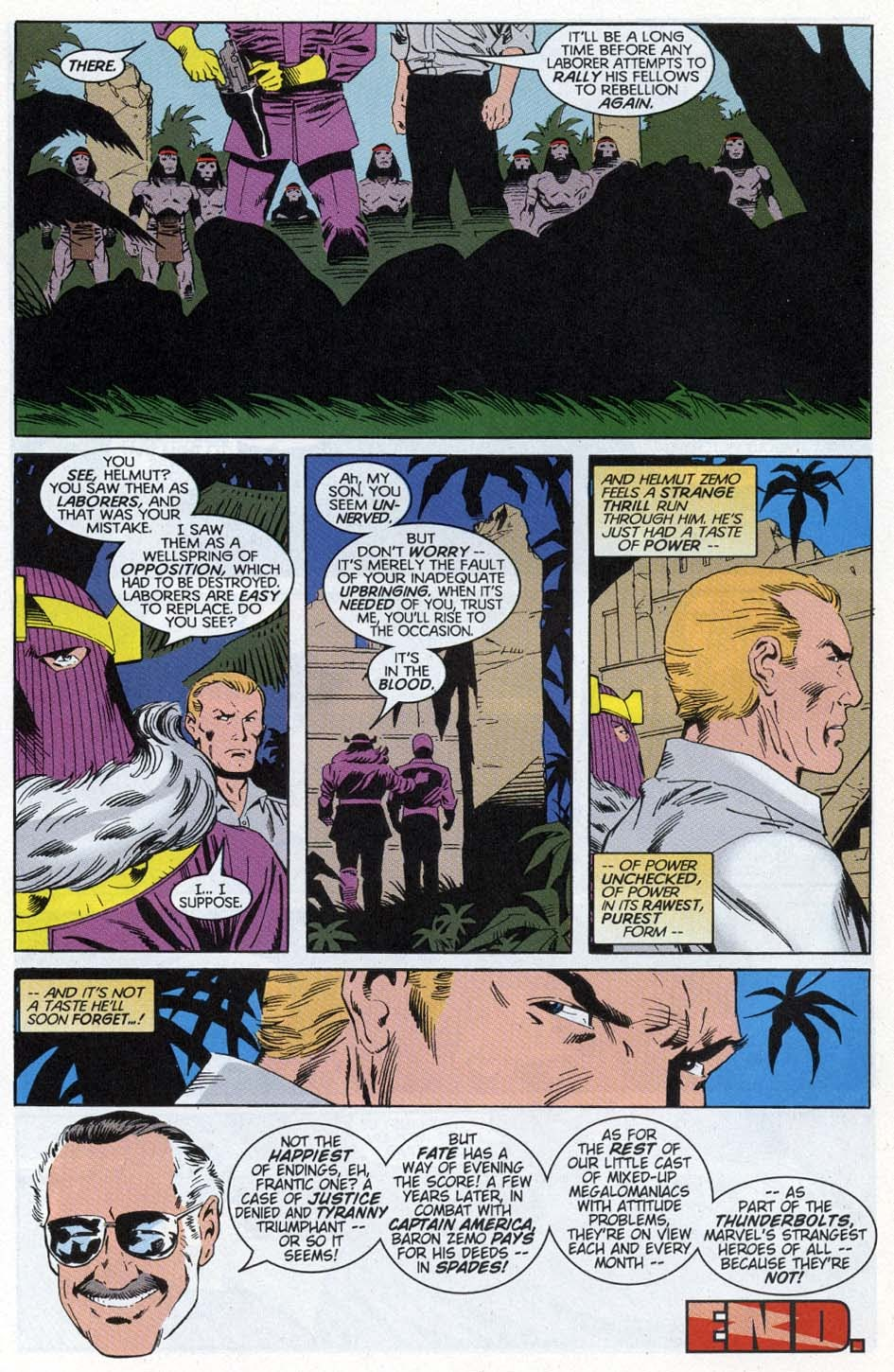 Thunderbolts: Distant Rumblings issue Full - Page 26