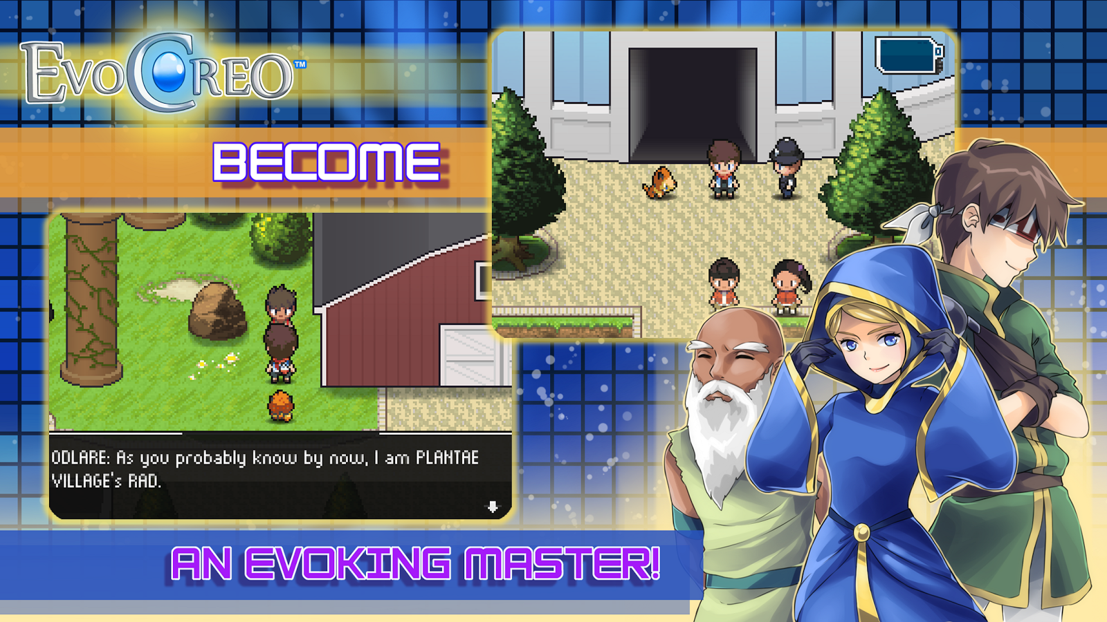 Free Download EvoCreo, Gratis Android Game
