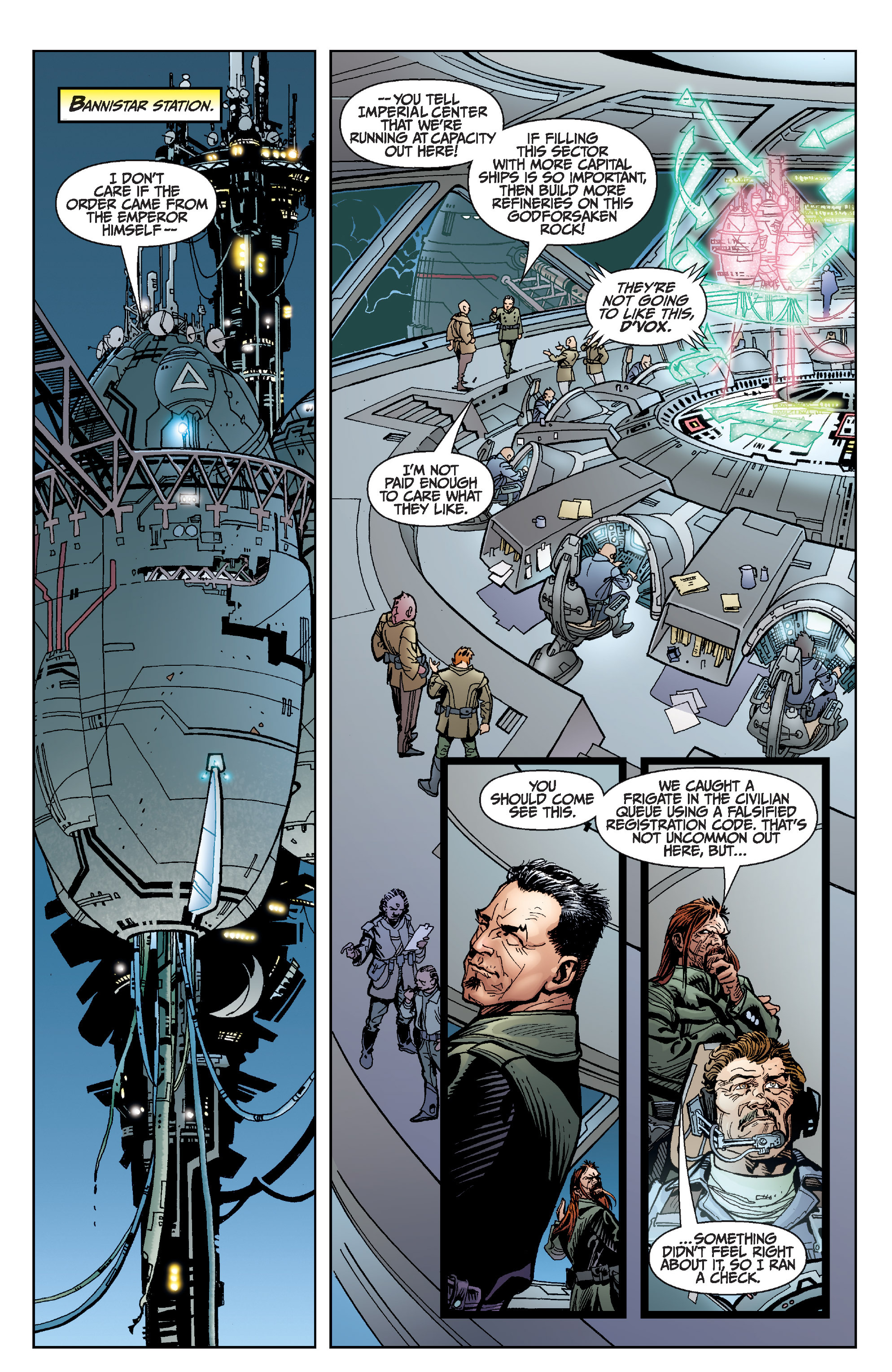 Read online Star Wars Omnibus comic -  Issue # Vol. 20 - 317