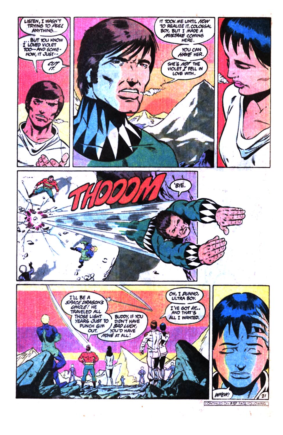 Legion of Super-Heroes (1980) 298 Page 37