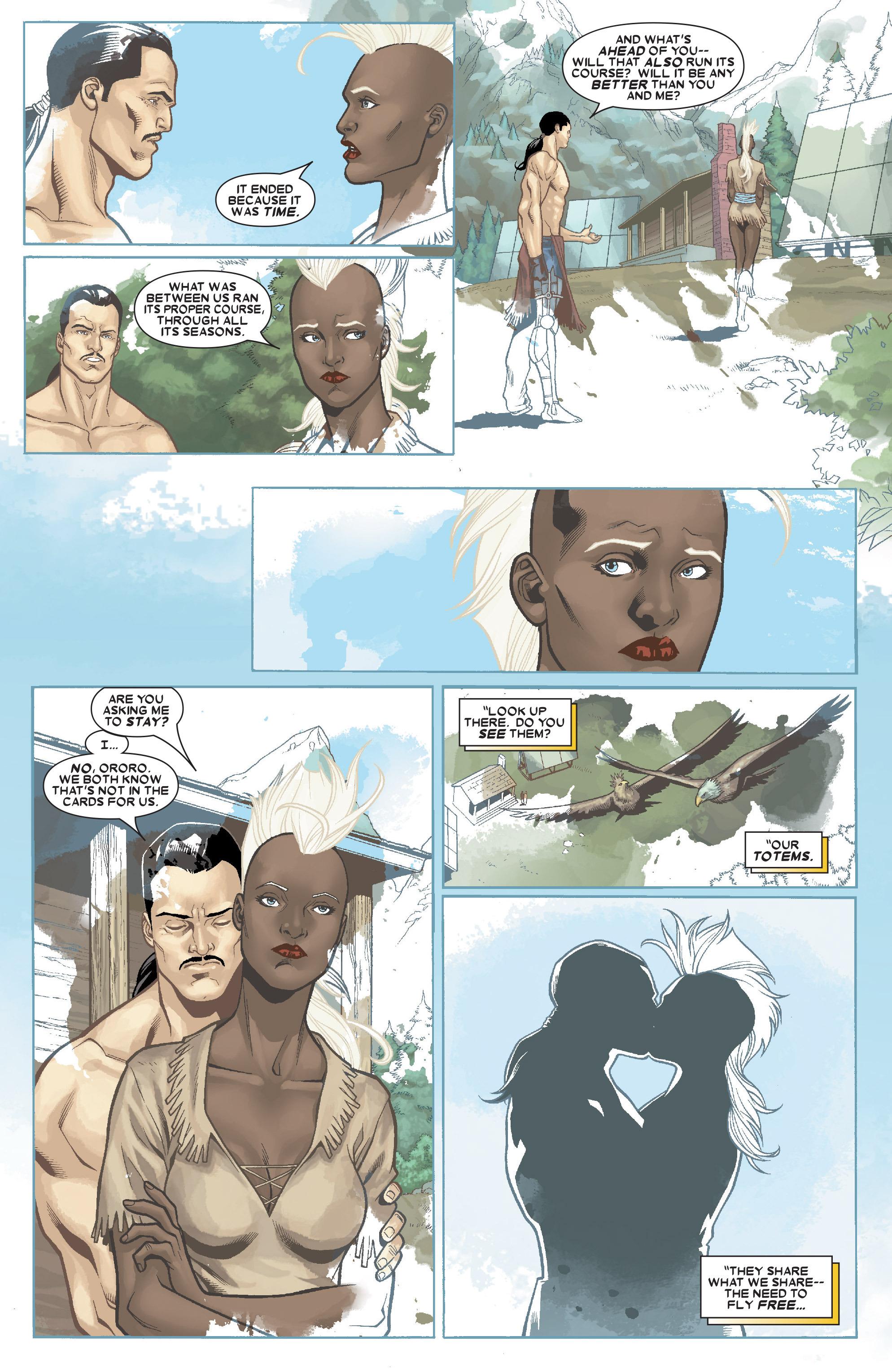 Read online Uncanny X-Men (1963) comic -  Issue # _Annual 1 (2006) - 13