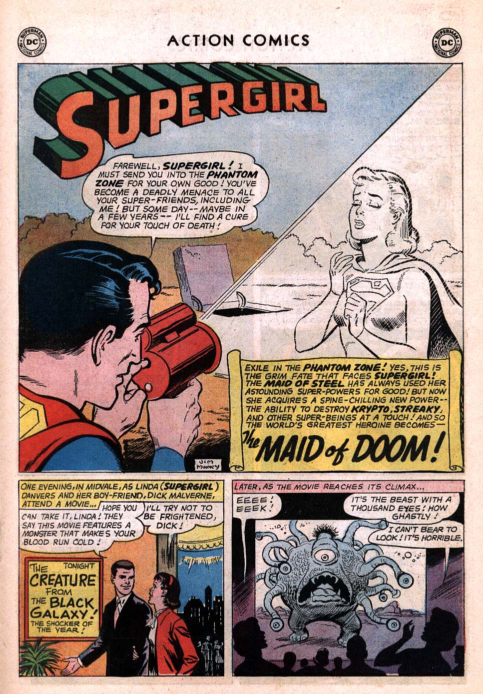 Read online Action Comics (1938) comic -  Issue #306 - 16