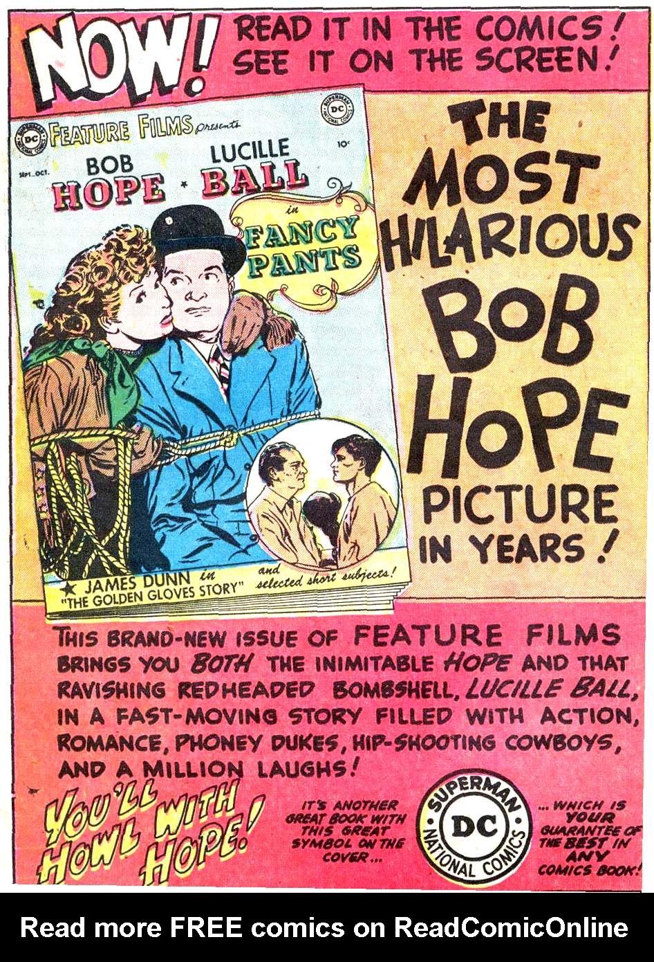 Read online Adventure Comics (1938) comic -  Issue #156 - 24