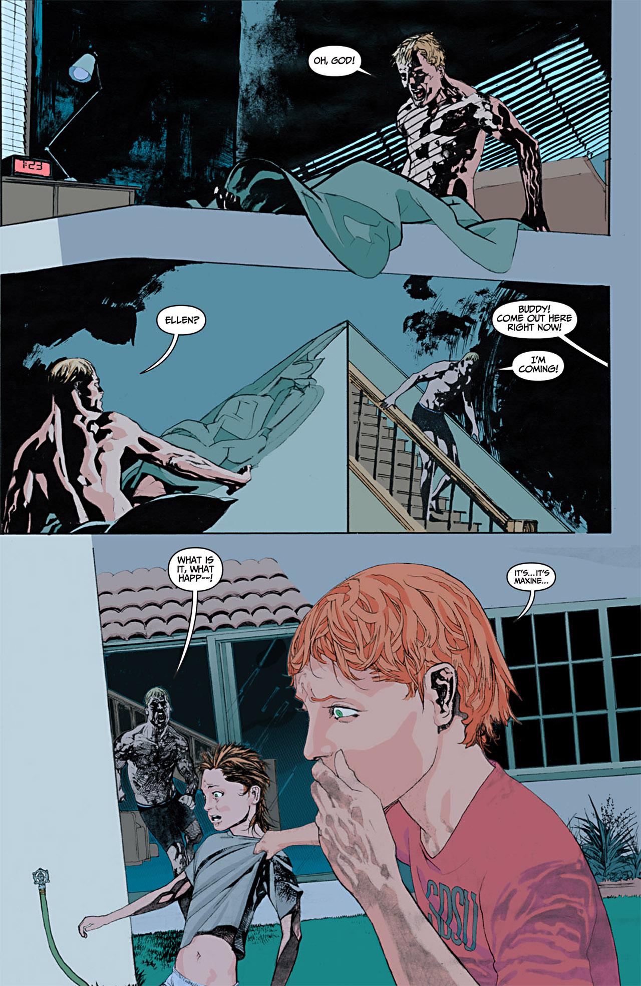 Read online Animal Man (2011) comic -  Issue #1 - 19