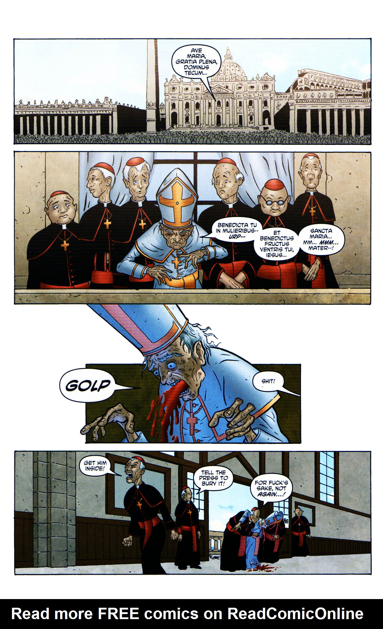 Read online Chronicles of Wormwood: The Last Enemy comic -  Issue # Full - 9