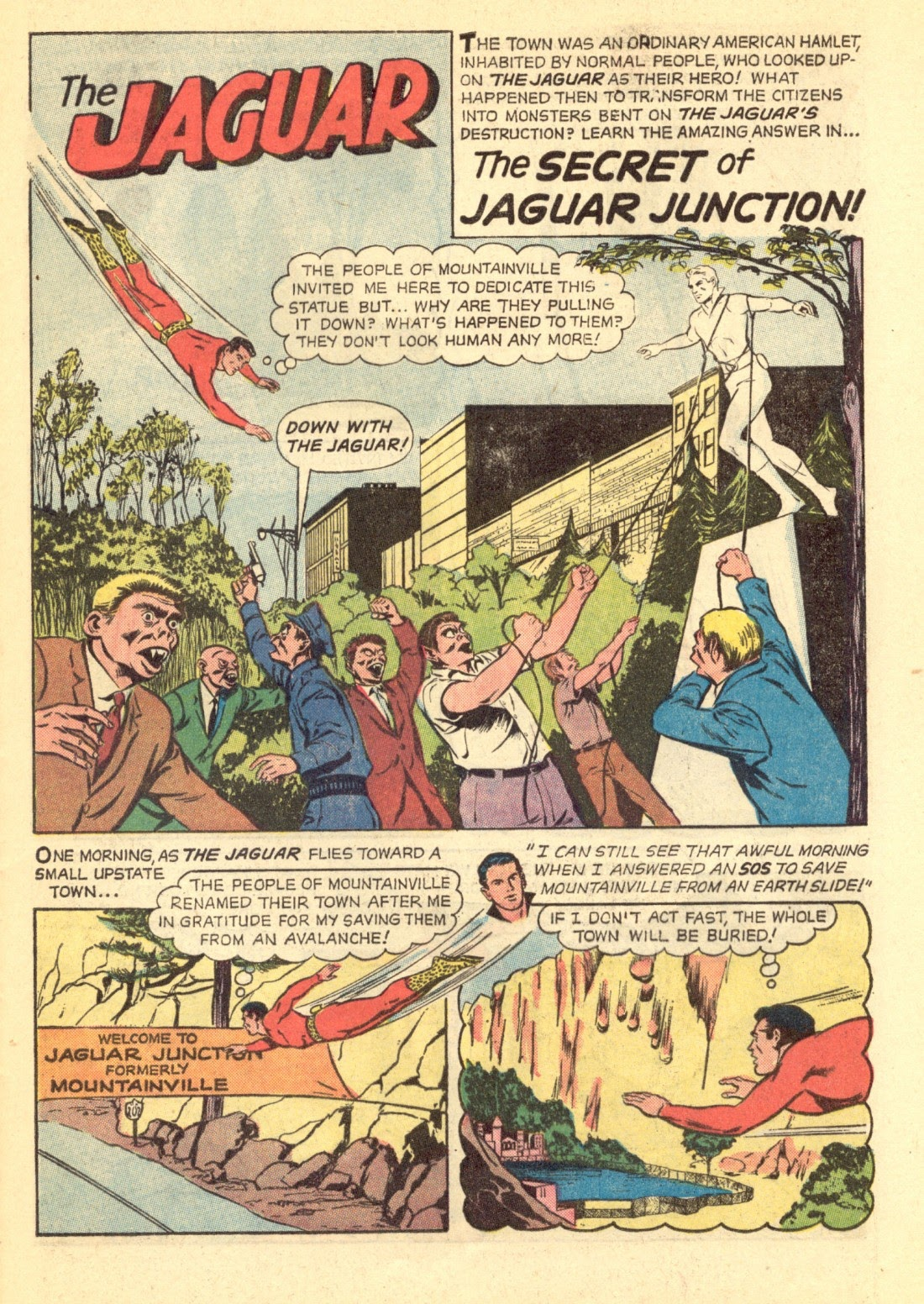 Adventures of the Jaguar issue 4 - Page 29