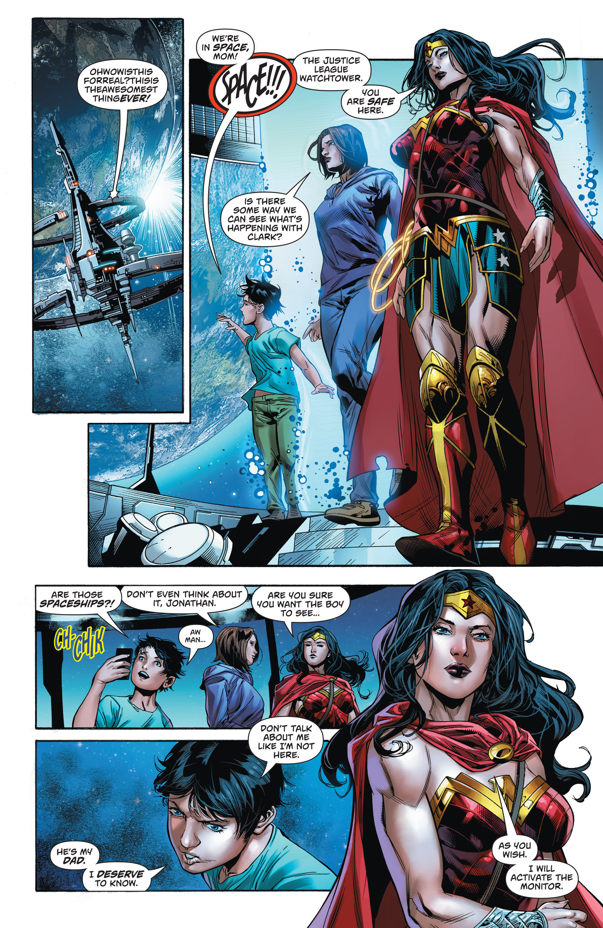 Read online Action Comics (2016) comic -  Issue #961 - 20
