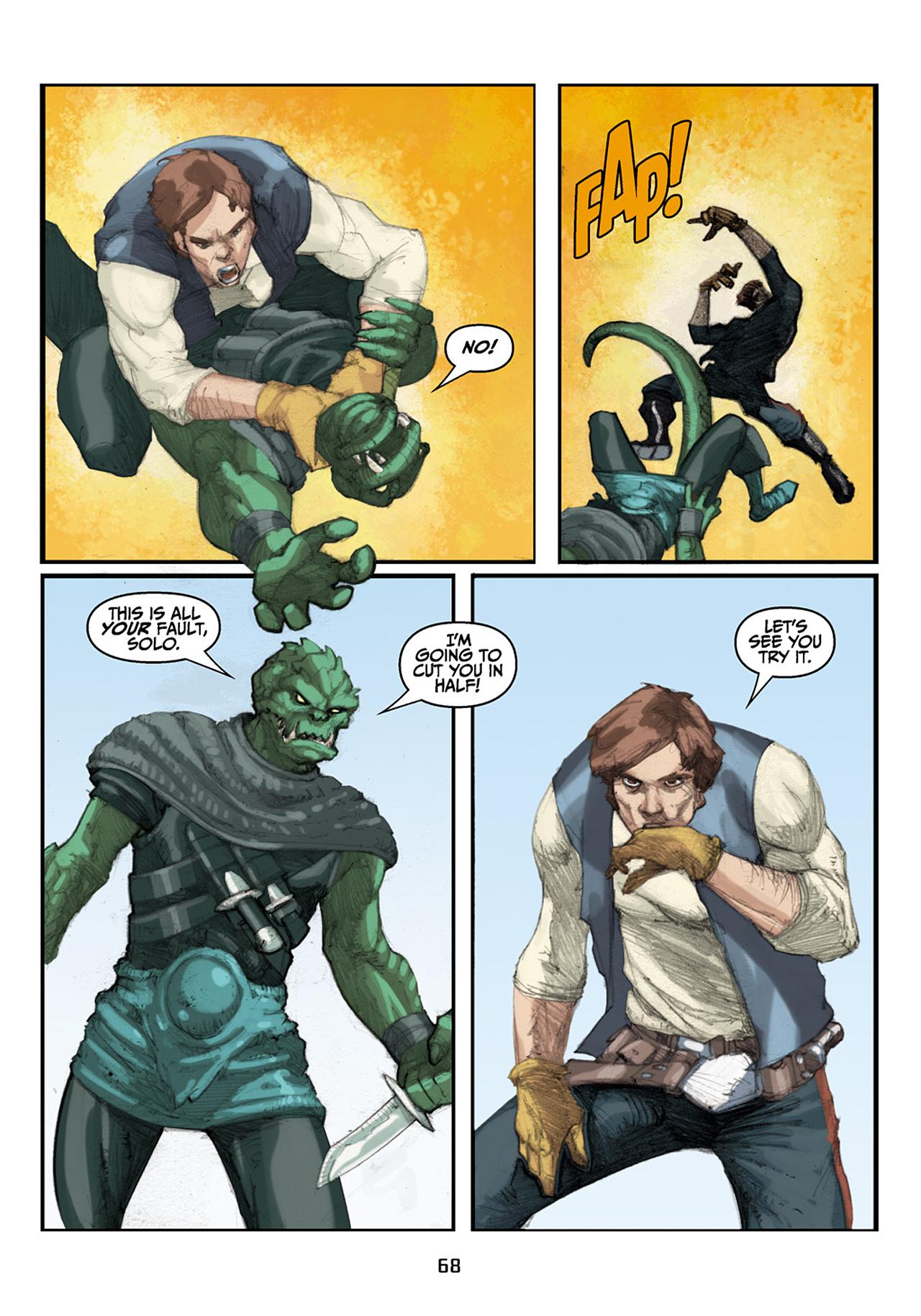 Read online Star Wars Omnibus comic -  Issue # Vol. 33 - 150