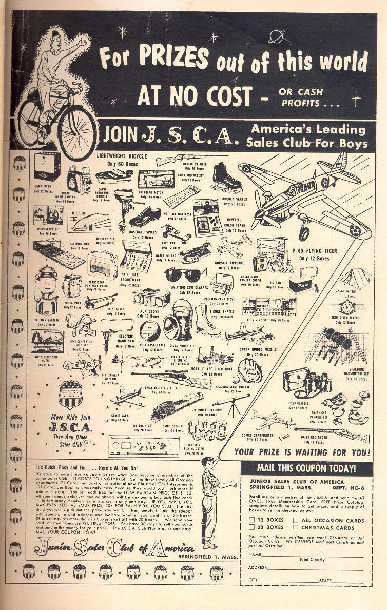 Read online Adventure Comics (1938) comic -  Issue #263 - 34