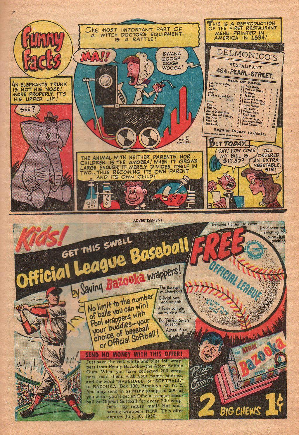 Read online Wonder Woman (1942) comic -  Issue #42 - 36