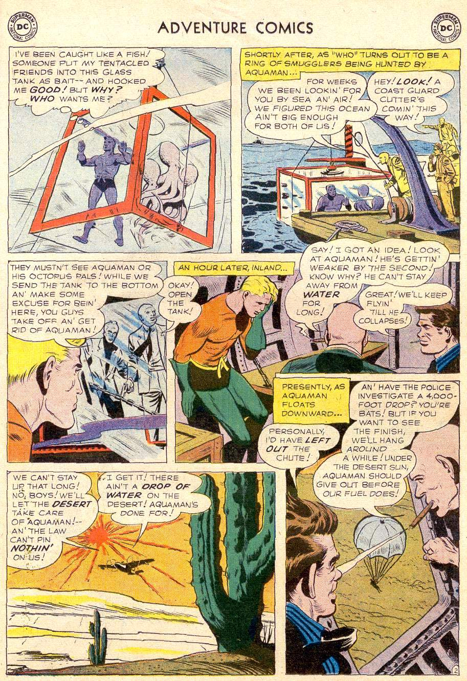 Read online Adventure Comics (1938) comic -  Issue #256 - 19