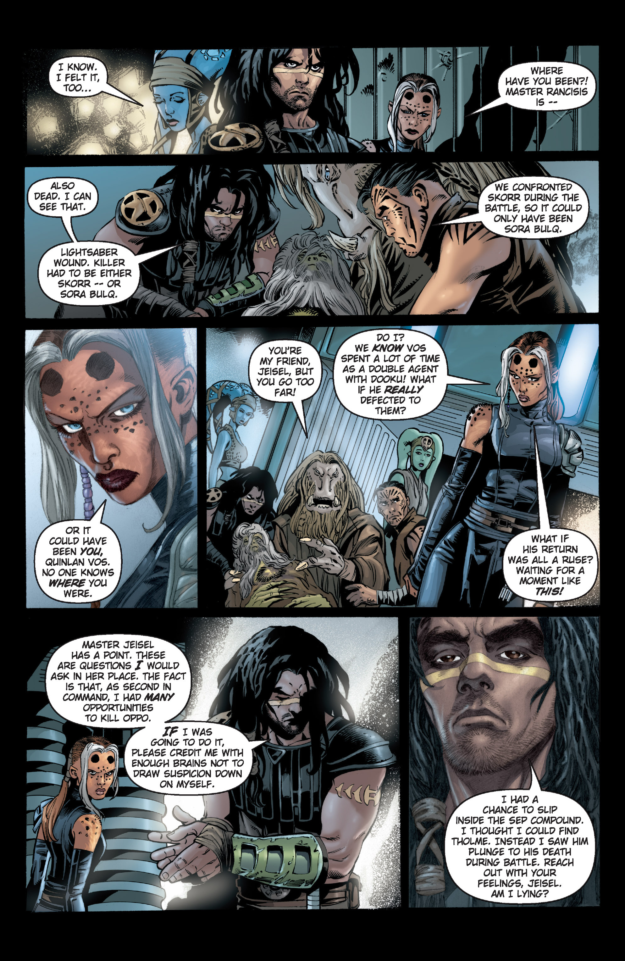 Read online Star Wars Omnibus comic -  Issue # Vol. 26 - 303