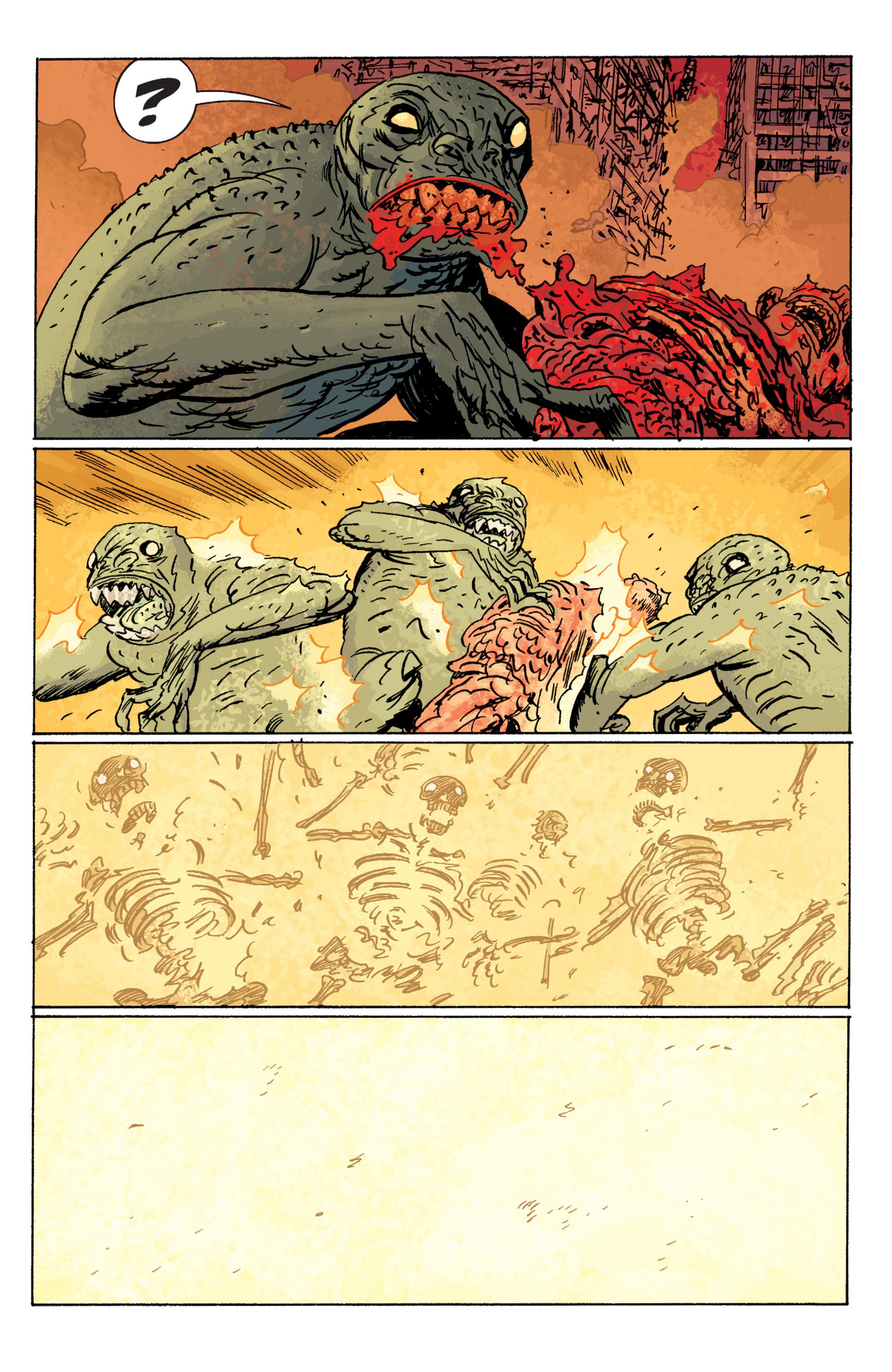 Read online B.P.R.D. (2003) comic -  Issue # TPB 10 - 135