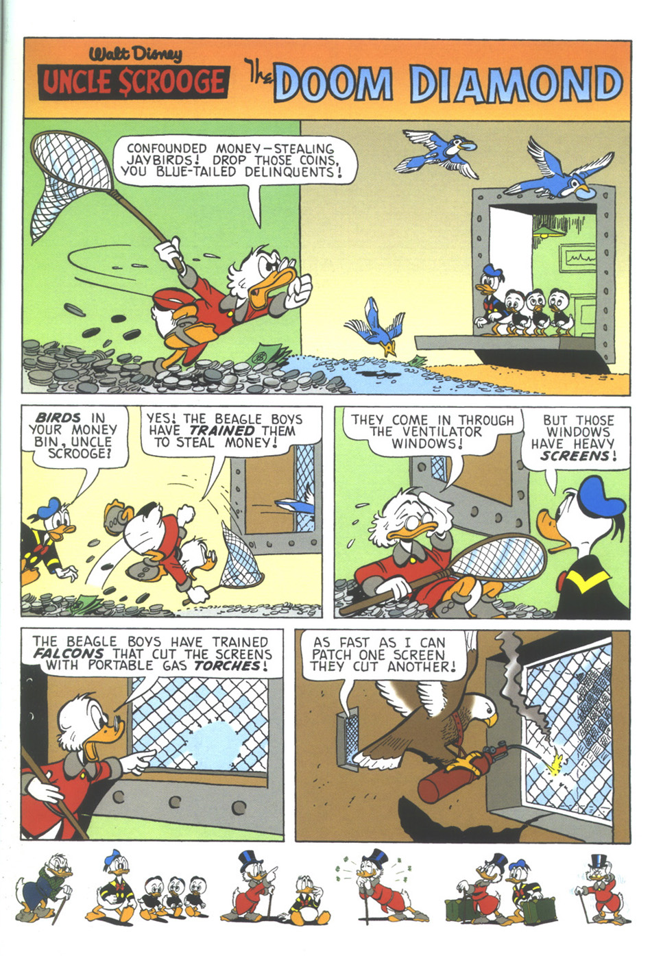 Read online Uncle Scrooge (1953) comic -  Issue #349 - 3