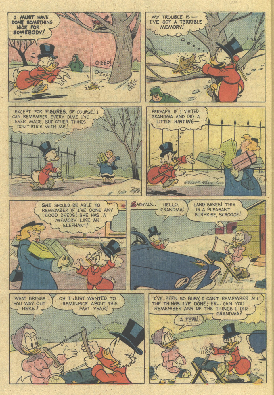 Read online Uncle Scrooge (1953) comic -  Issue #137 - 26