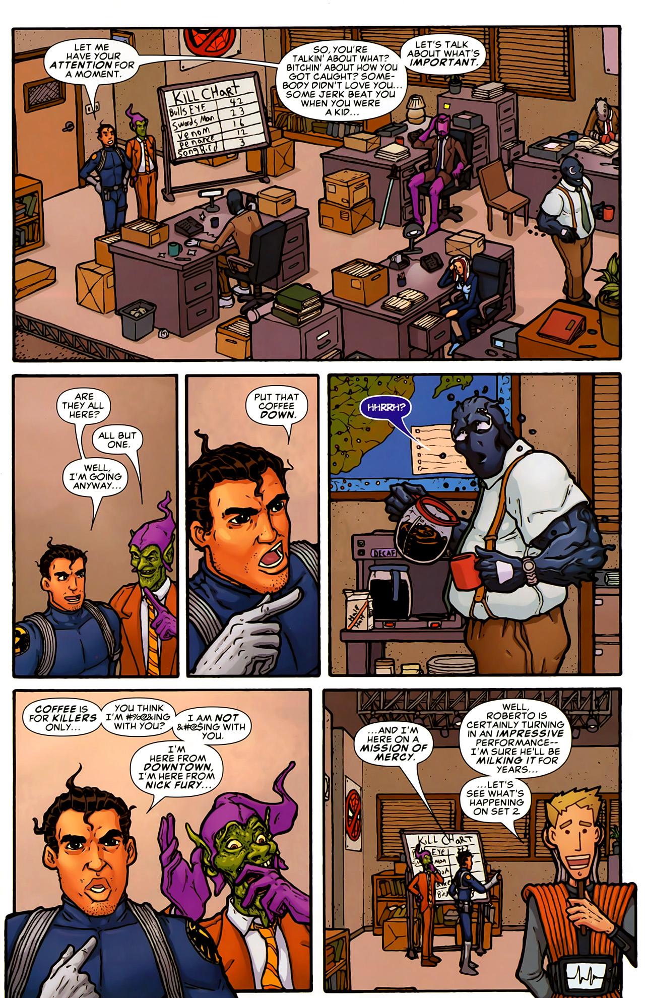 Read online Astonishing Tales (2009) comic -  Issue #5 - 29