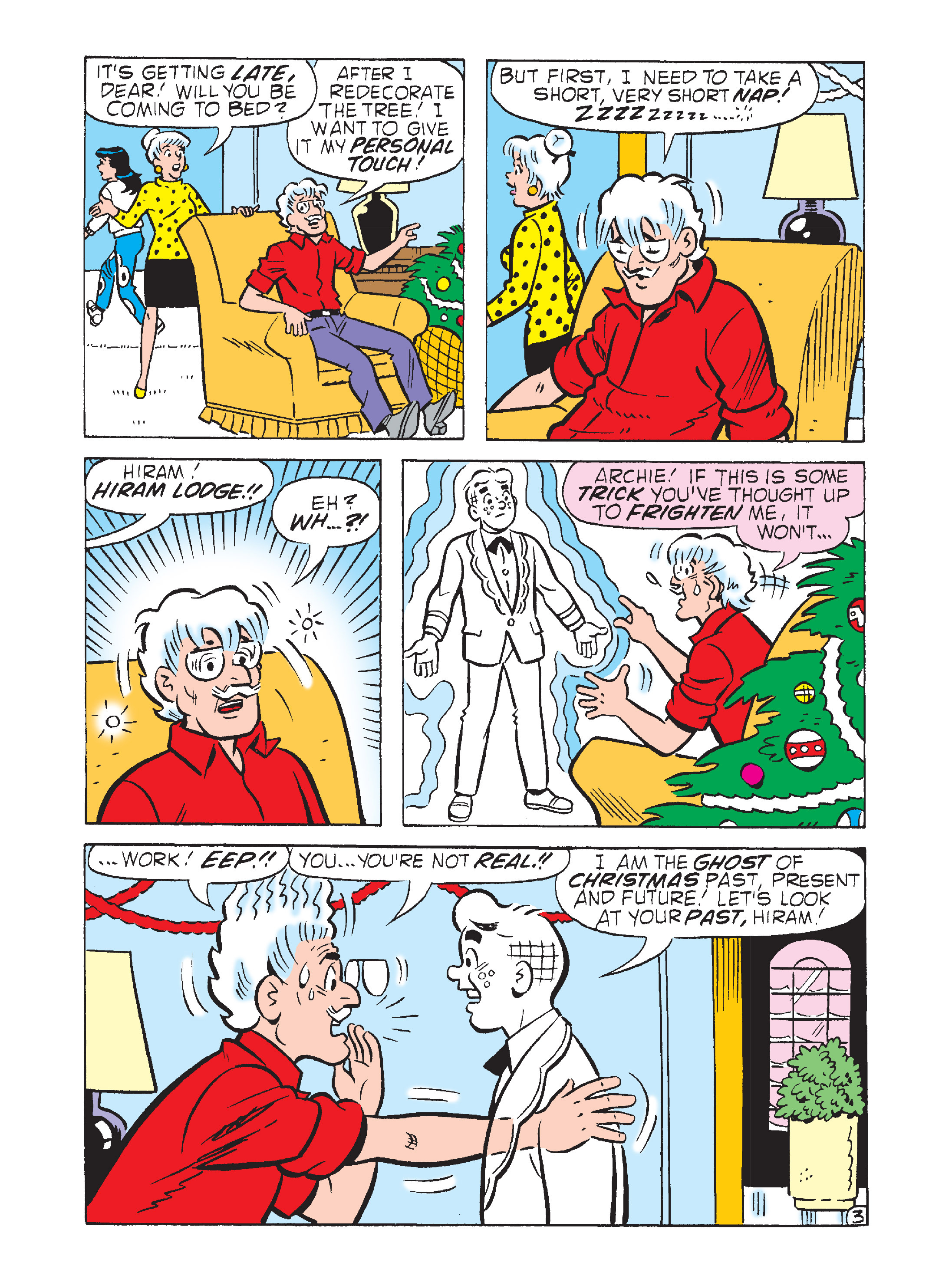 Read online Archie's Funhouse Double Digest comic -  Issue #10 - 22