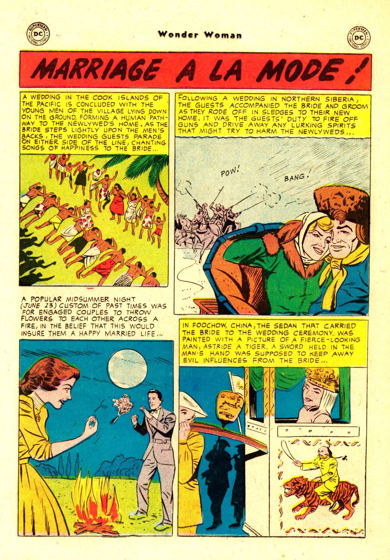 Read online Wonder Woman (1942) comic -  Issue #84 - 13