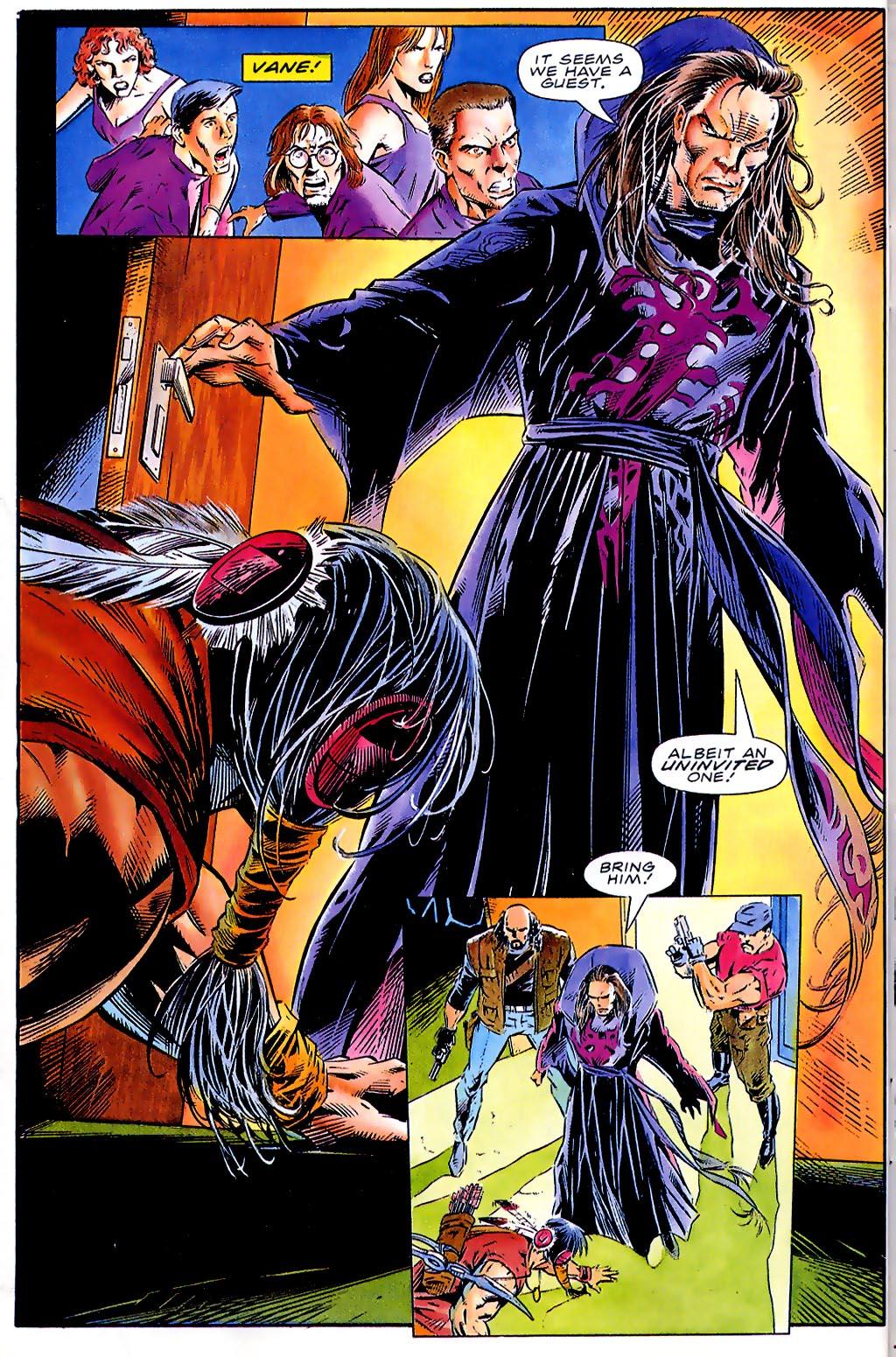 Read online Turok, Dinosaur Hunter (1993) comic -  Issue #41 - 21