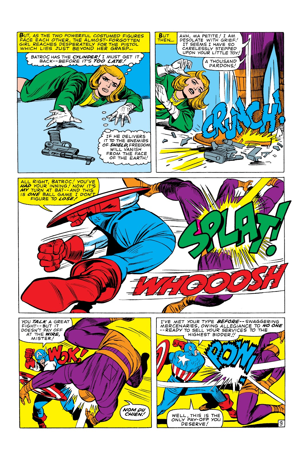 Read online Marvel Masterworks: The Invincible Iron Man comic -  Issue # TPB 3 (Part 3) - 31