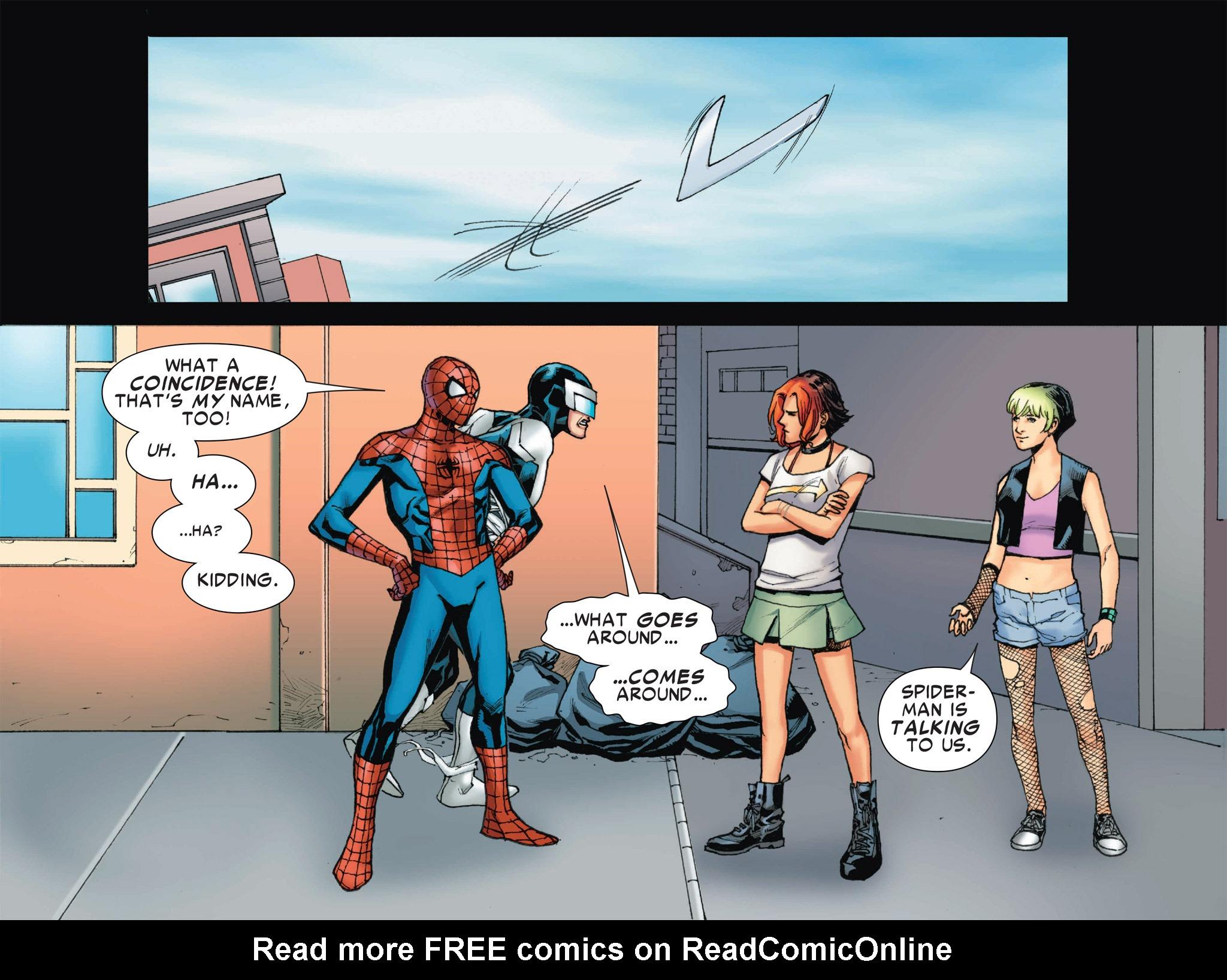 Read online Ultimate Spider-Man (Infinite Comics) (2016) comic -  Issue #2 - 28
