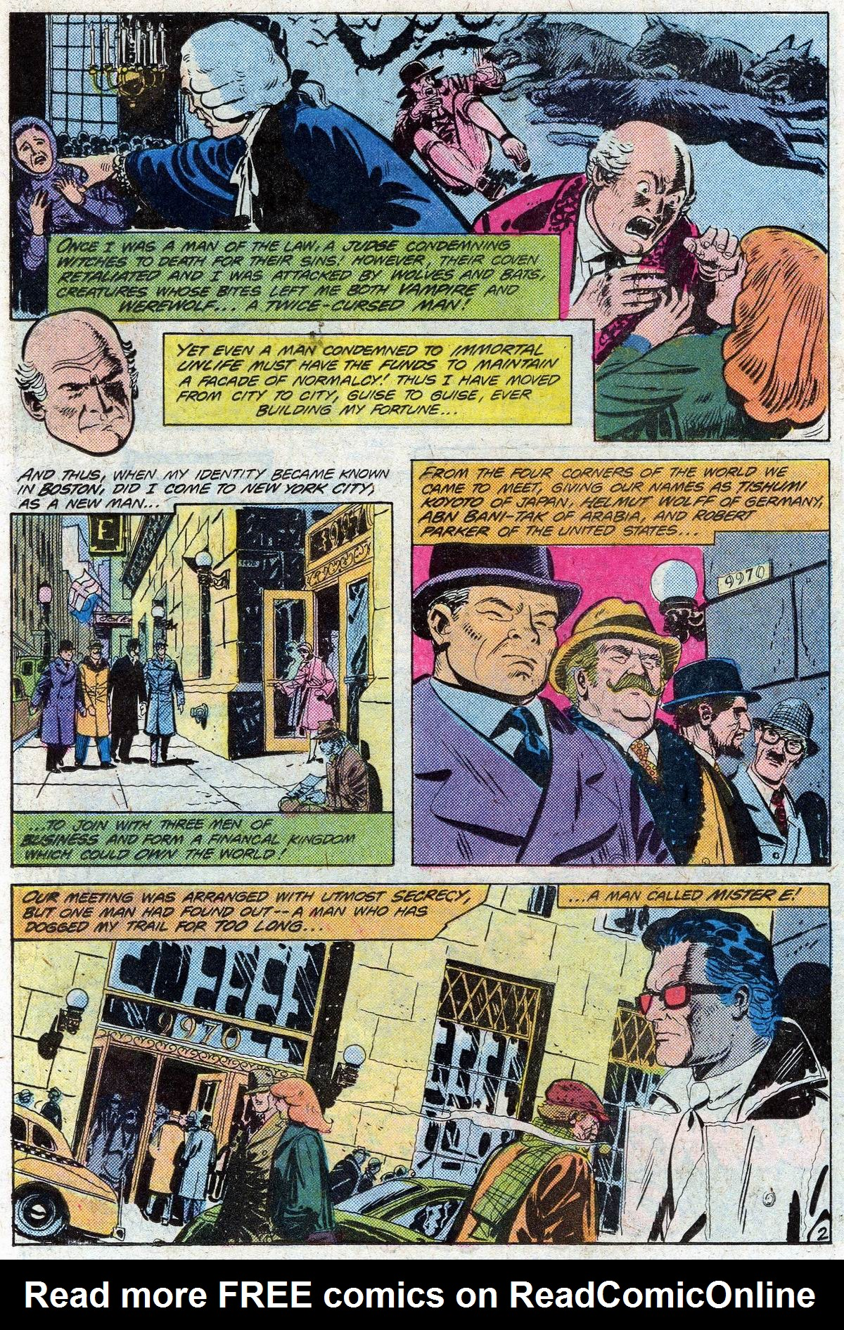 Read online Secrets of Haunted House comic -  Issue #38 - 22