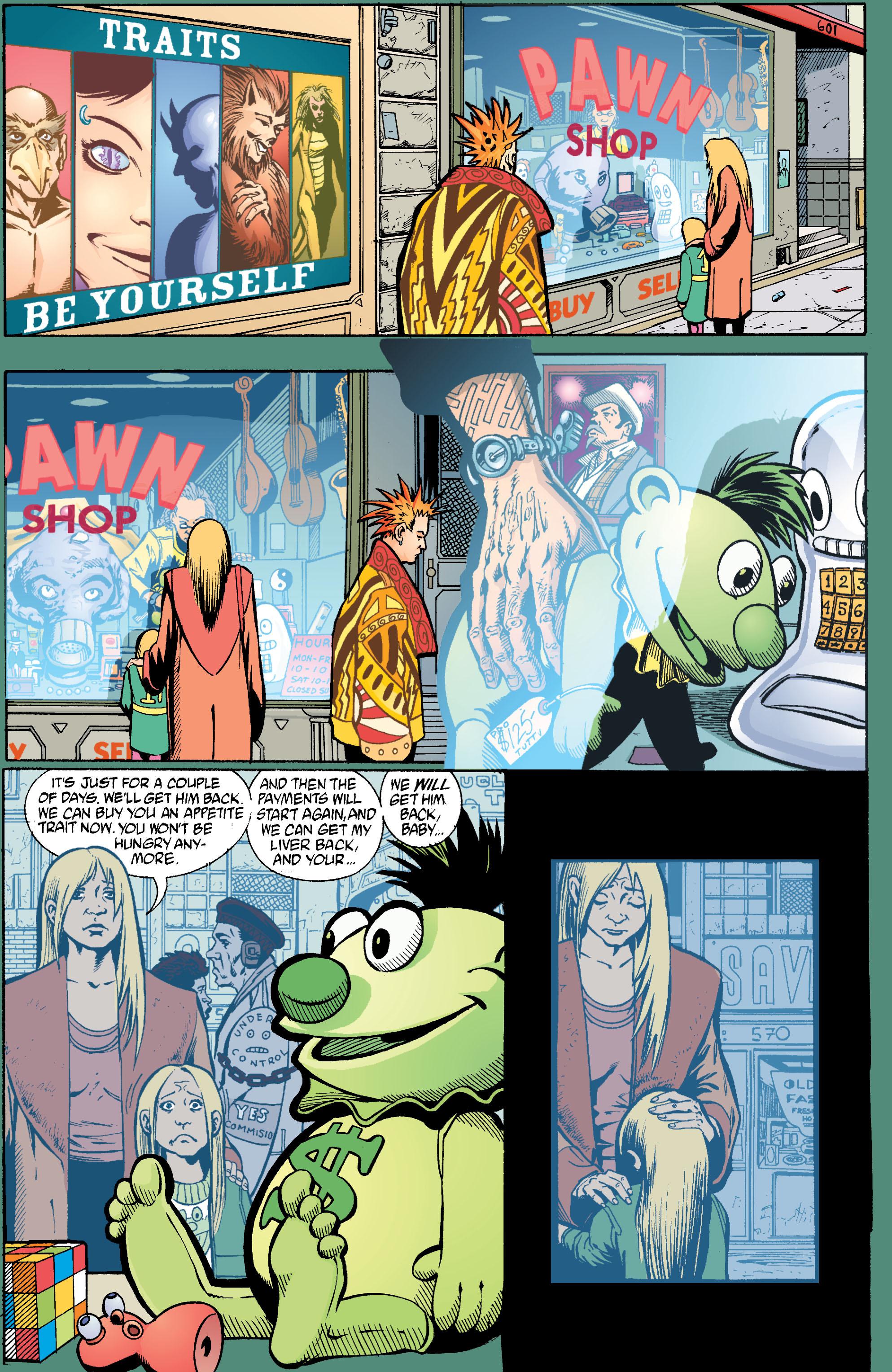 Read online Transmetropolitan comic -  Issue #22 - 7