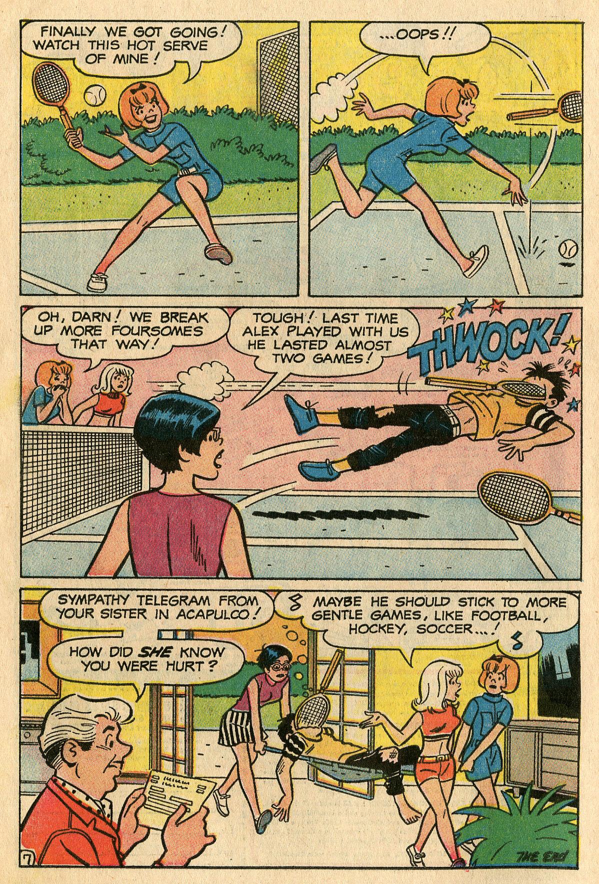 Read online She's Josie comic -  Issue #29 - 10