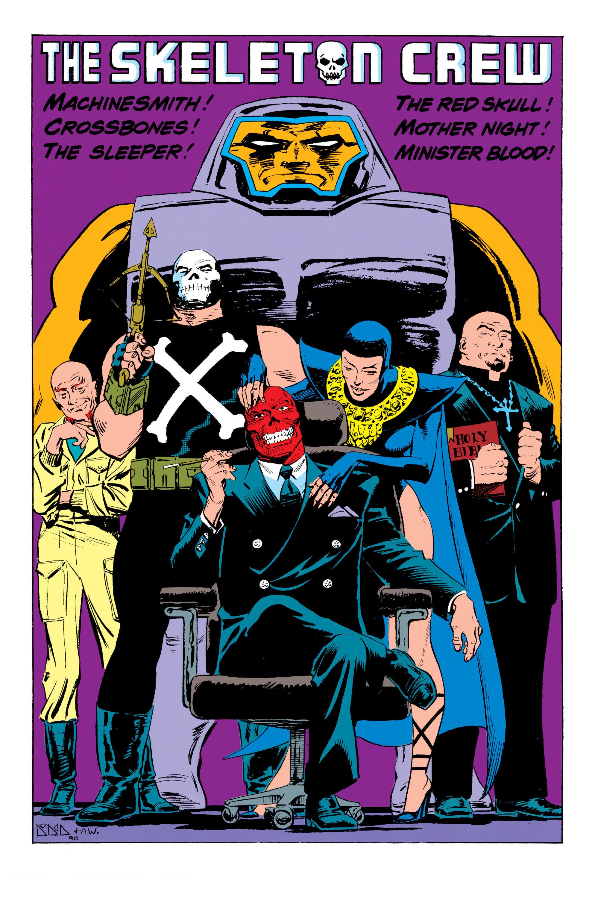 Read online Captain America (1968) comic -  Issue # _Annual 10 - 55