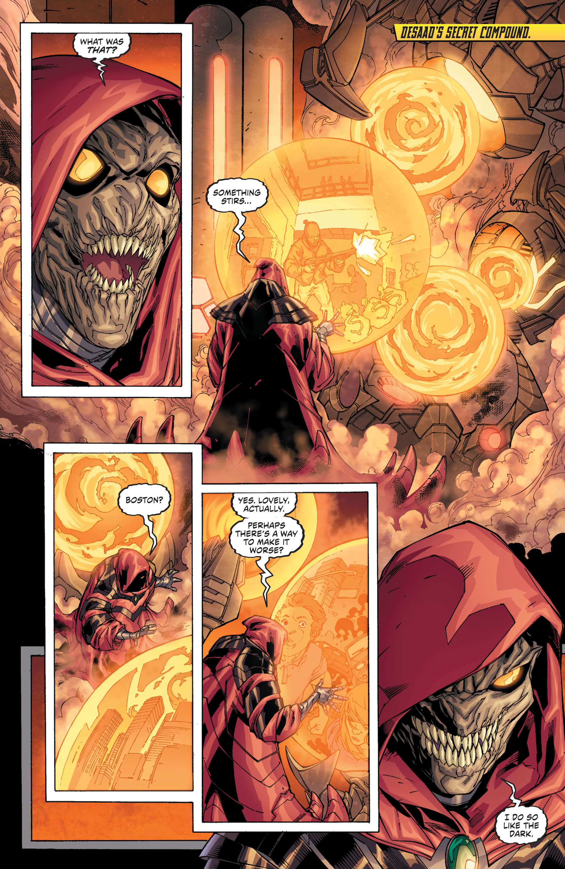 Read online Worlds' Finest comic -  Issue #23 - 7