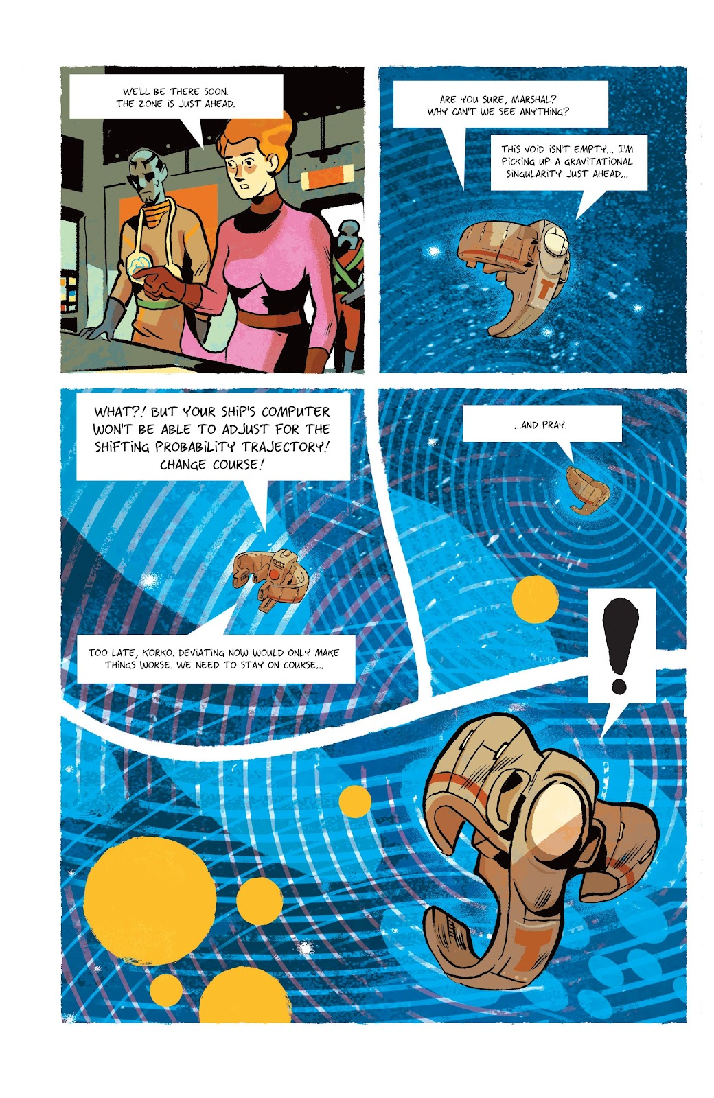 Read online Infinity 8 comic -  Issue #9 - 11
