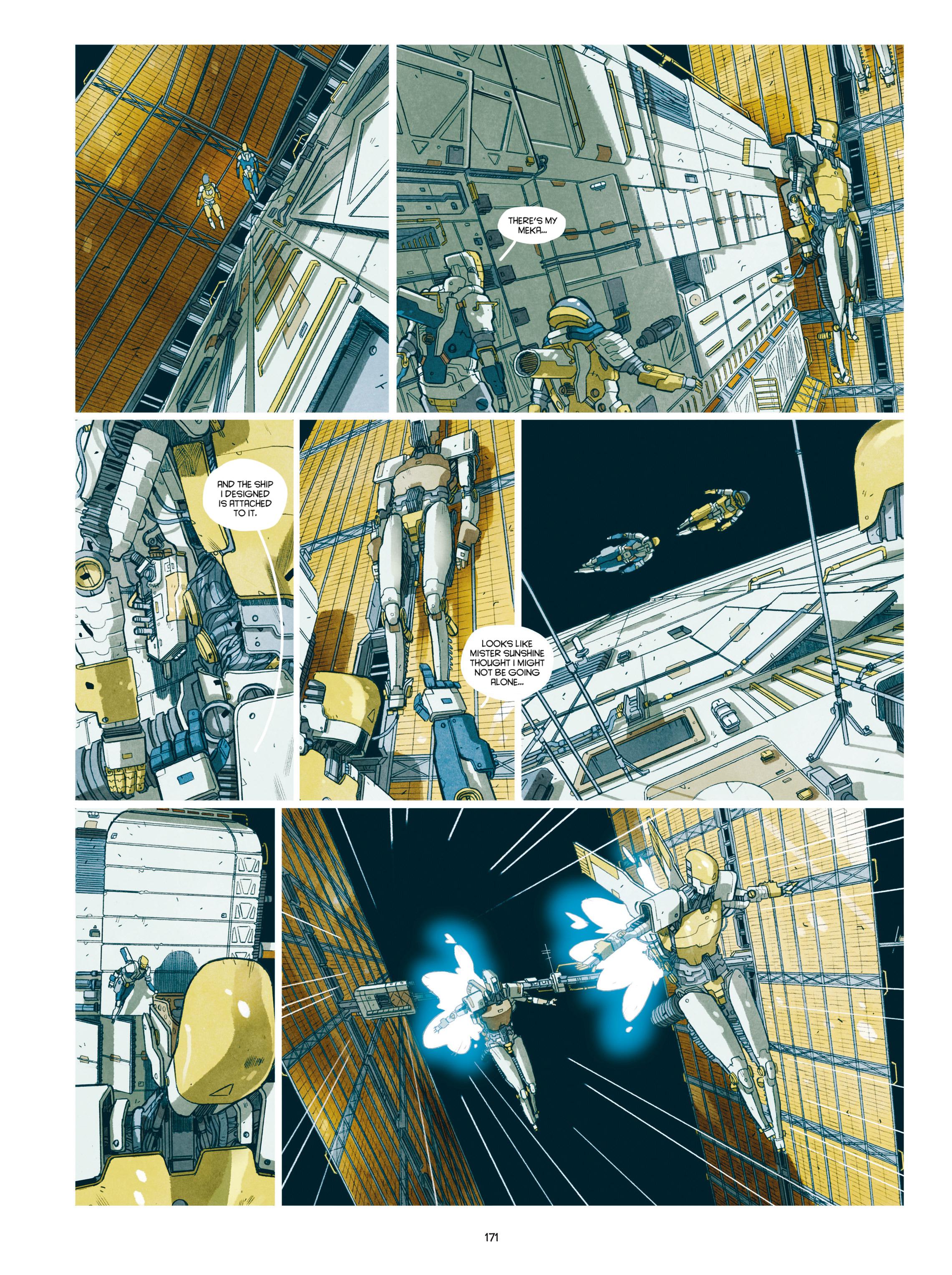 Read online Shangri-La comic -  Issue # Full - 172