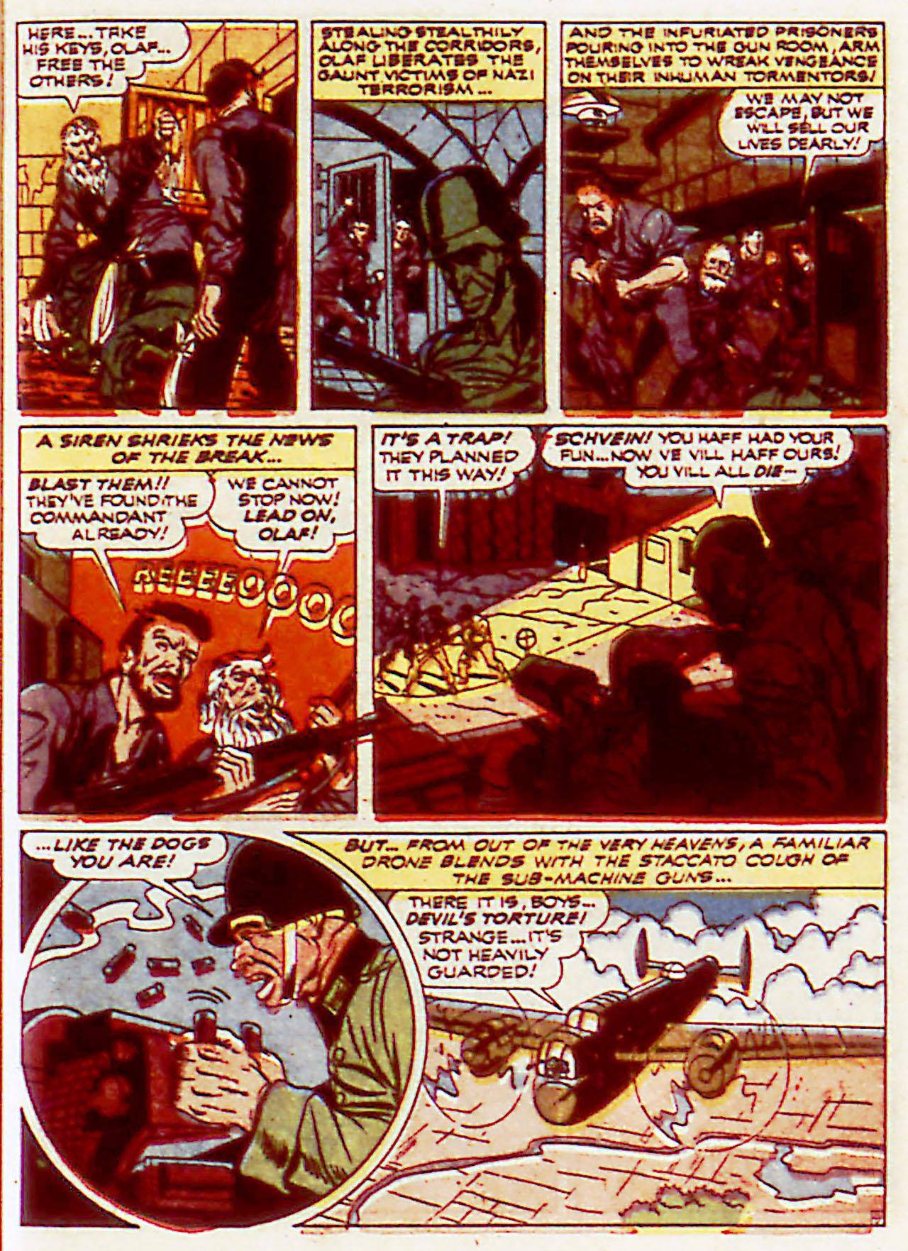 Read online Detective Comics (1937) comic -  Issue #71 - 25