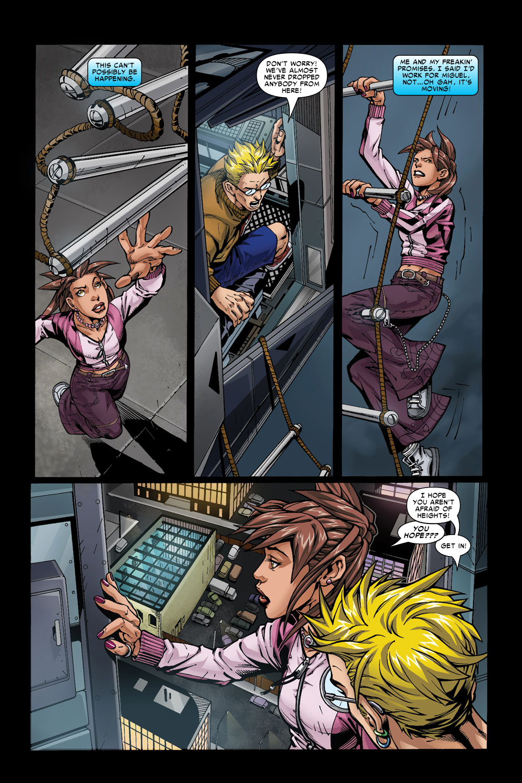 Read online Amazing Fantasy (2004) comic -  Issue #3 - 15