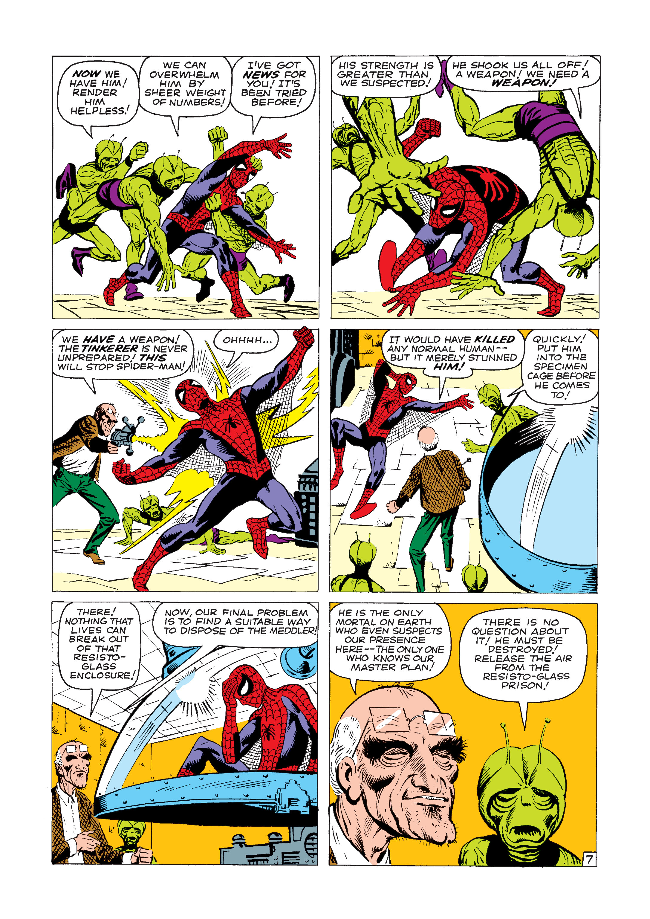 The Amazing Spider-Man (1963) 2 Page 21