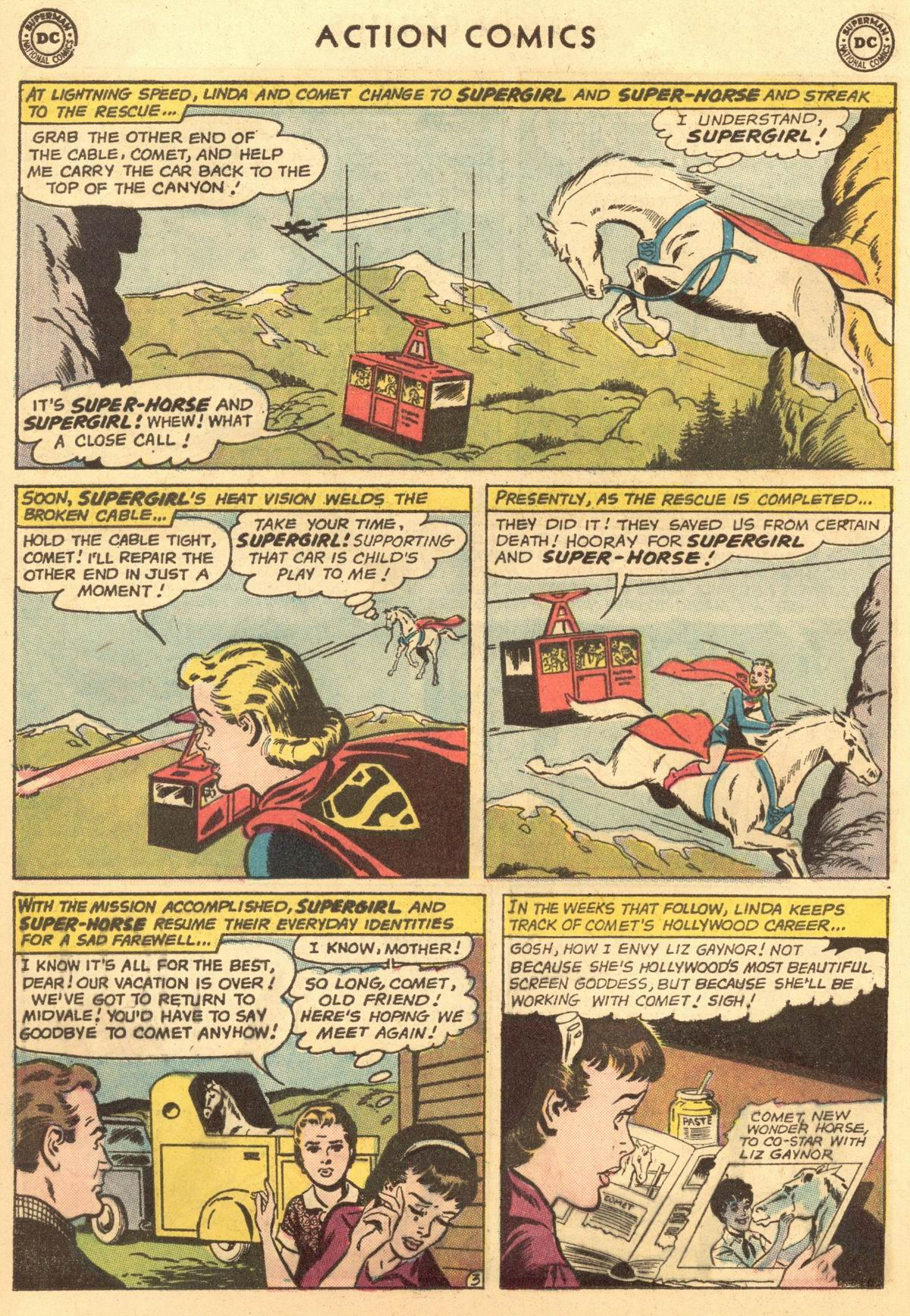 Action Comics (1938) 294 Page 23