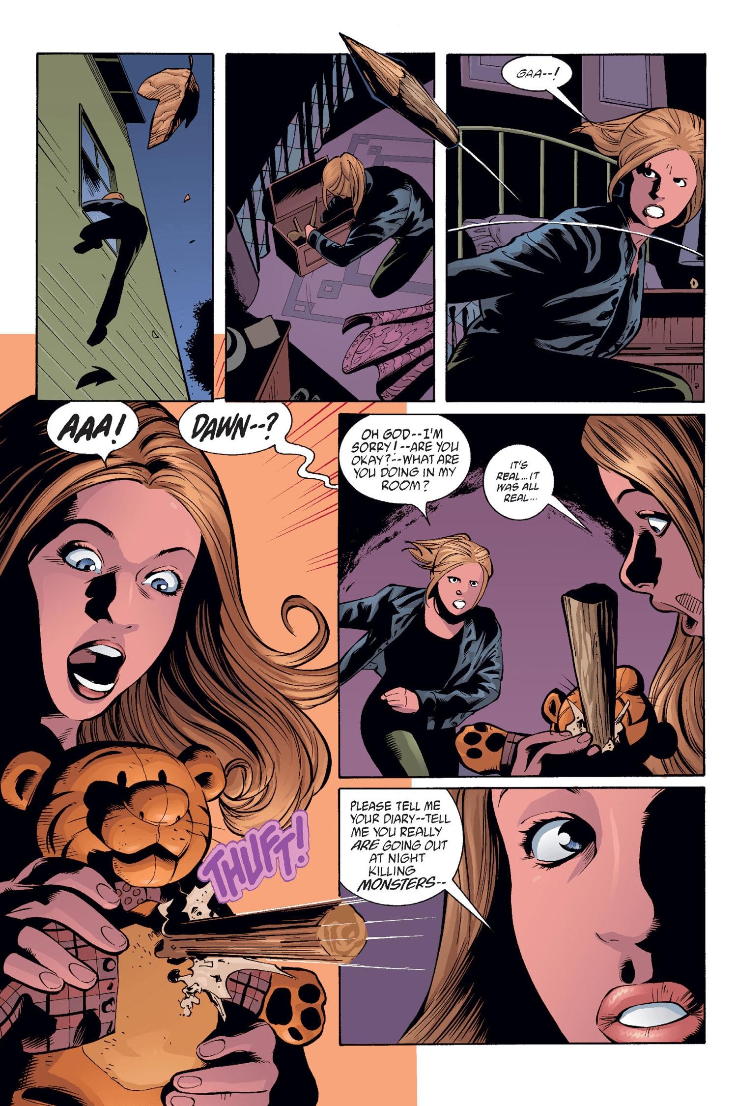 Read online Buffy the Vampire Slayer: Omnibus comic -  Issue # TPB 2 - 26