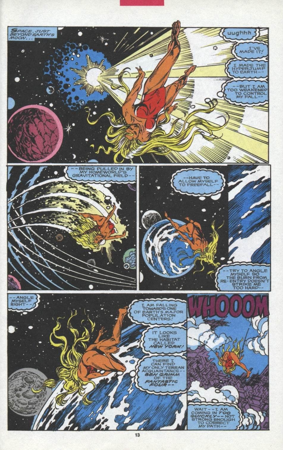 Read online Alpha Flight (1983) comic -  Issue #97 - 10