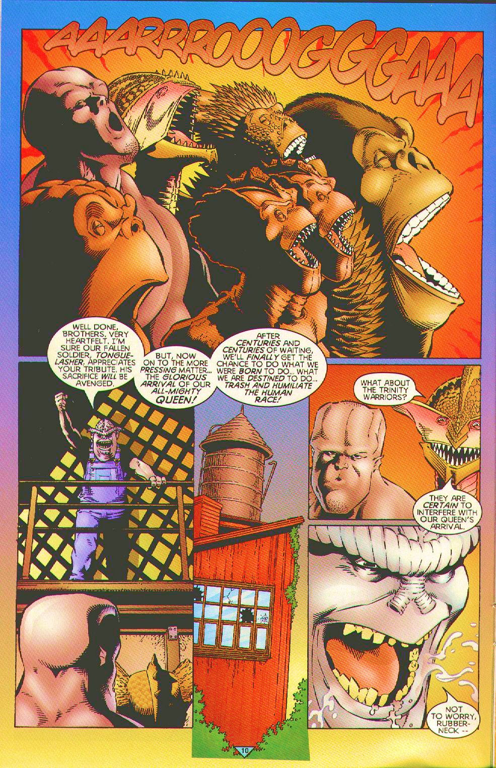 Read online Trinity Angels comic -  Issue #3 - 9