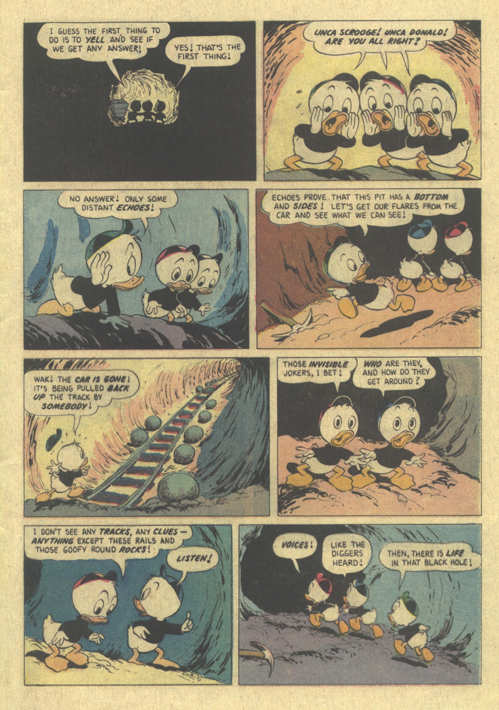 Read online Uncle Scrooge (1953) comic -  Issue #109 - 9